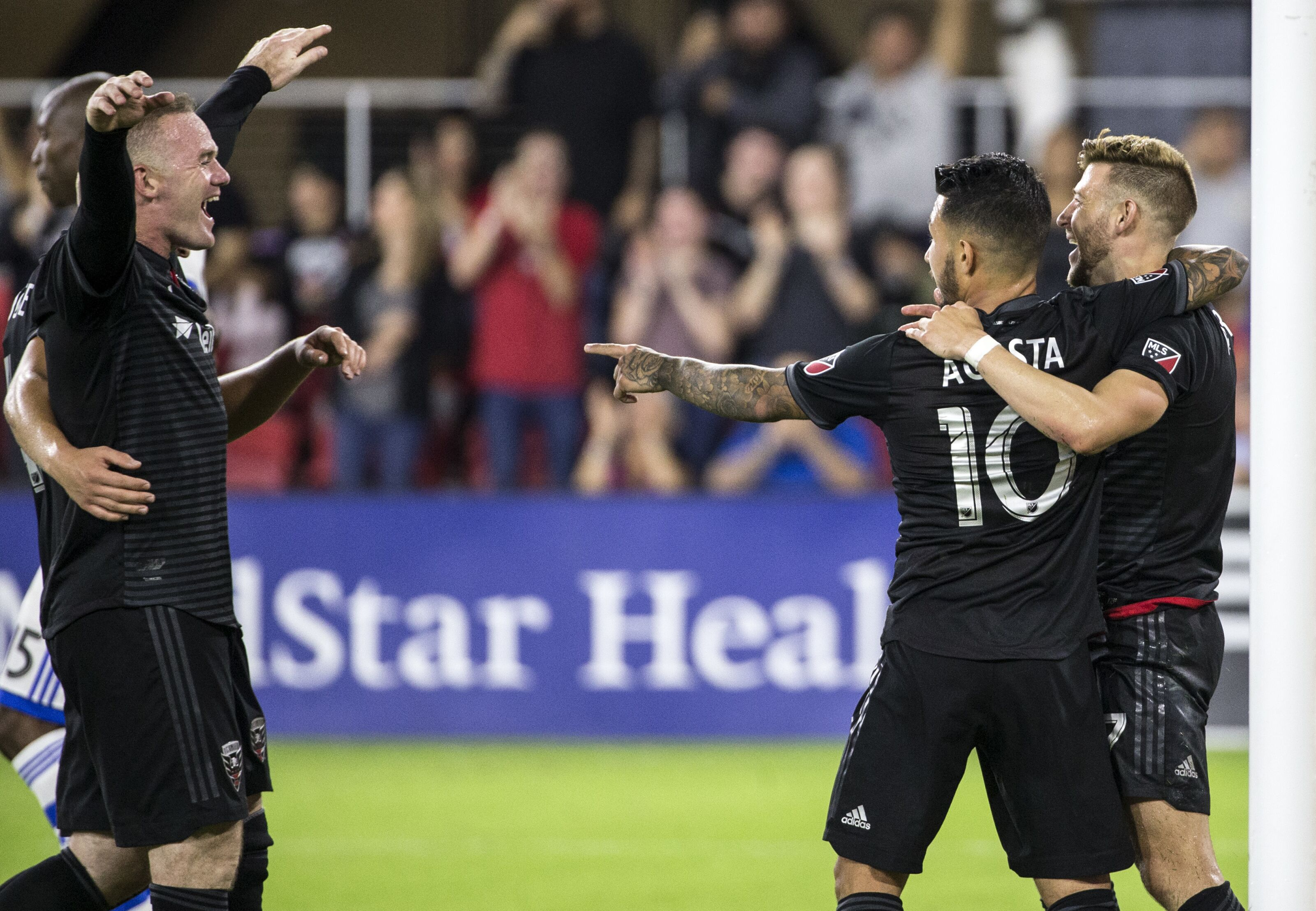 D.C. United: Wayne Rooney right about Luciano Acosta