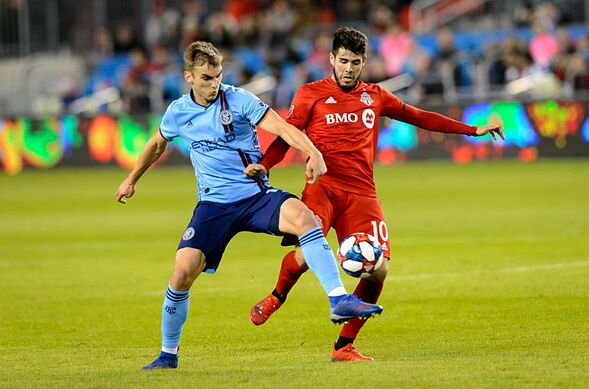 New York City FC Vs Toronto FC: 3 things to look for – Omar Gonzalez returns