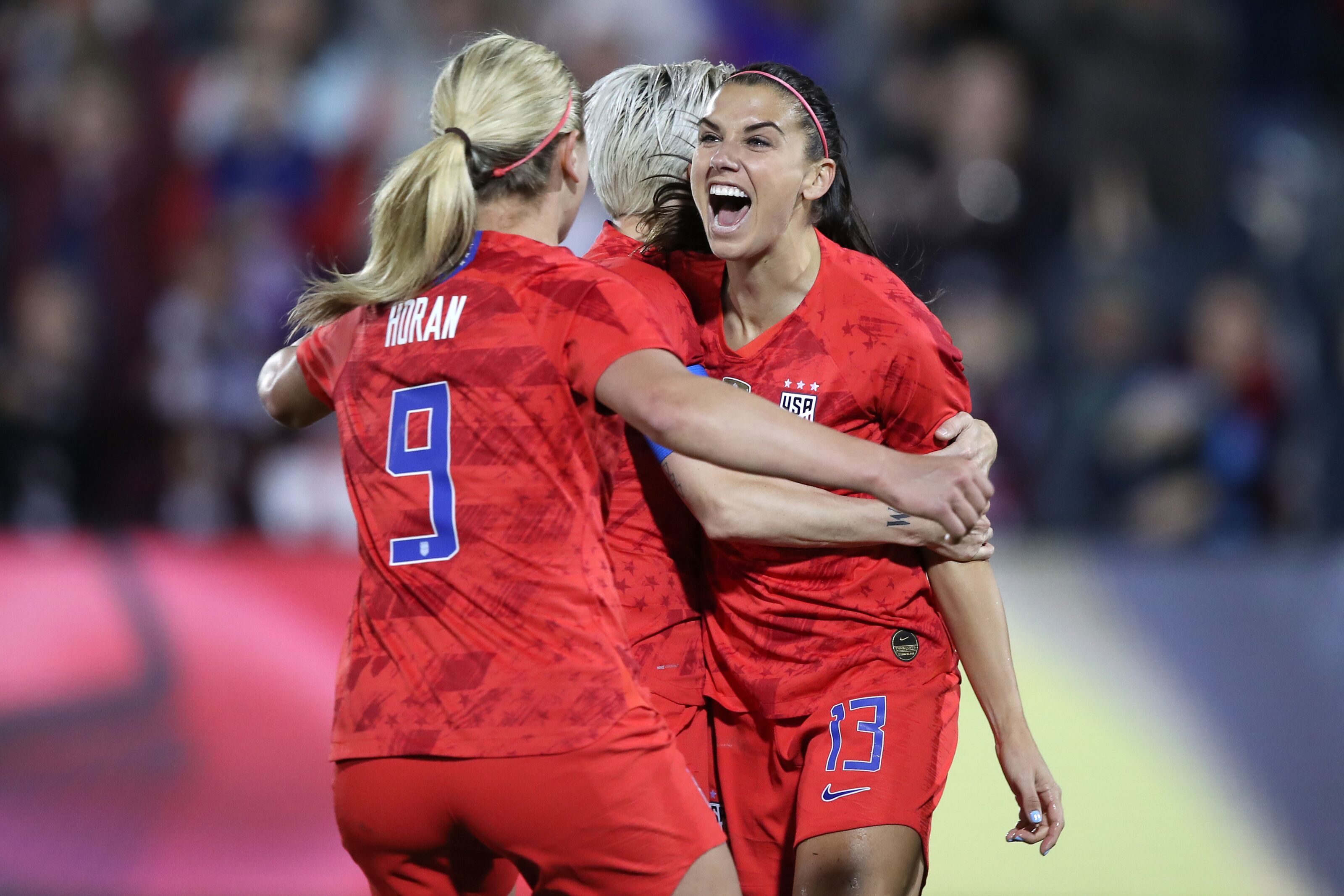 f5746f314 USWNT  3 things we learned from Send-Off Series