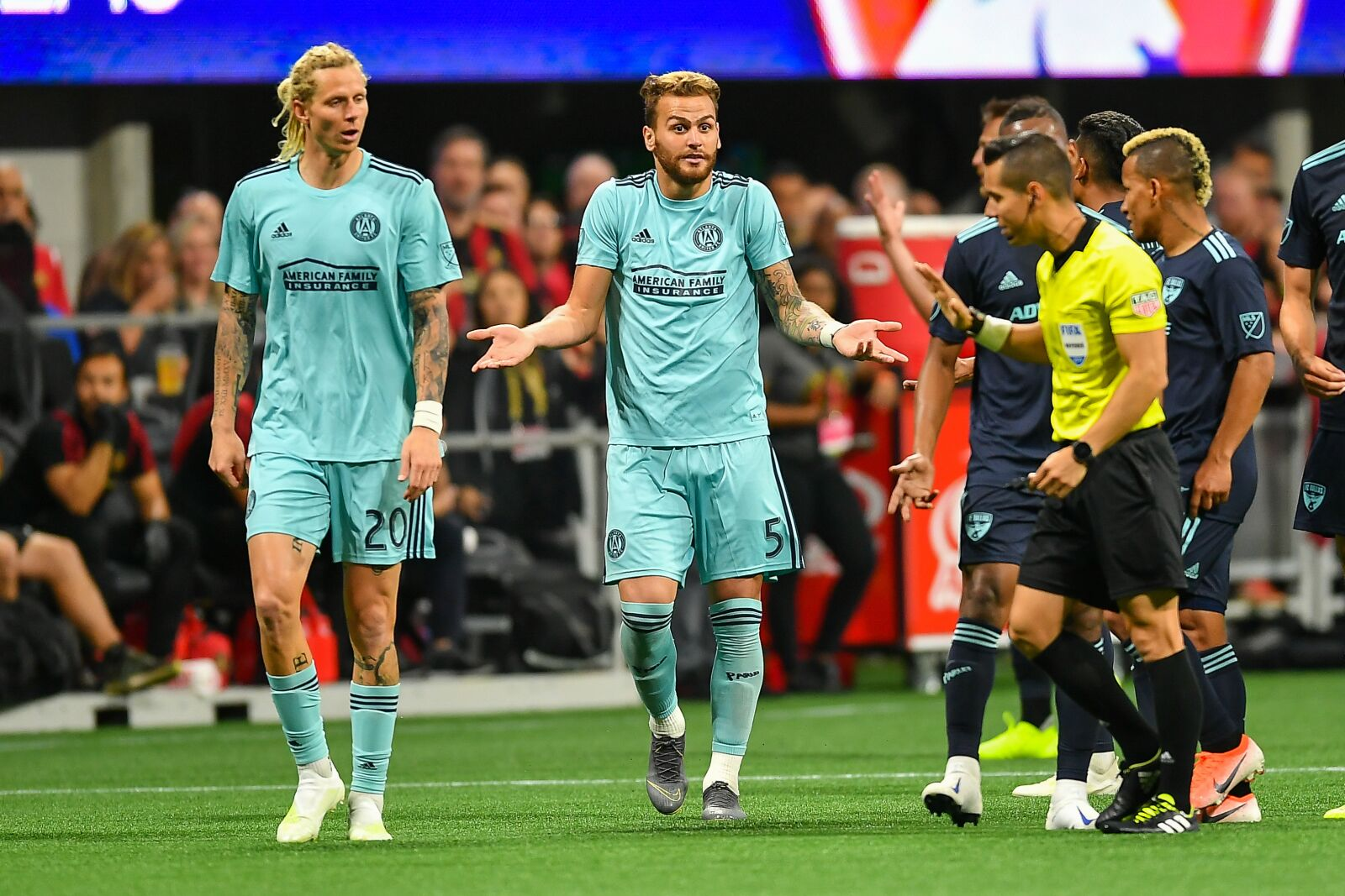 60fe5bde0 Atlanta United Vs Colorado Rapids  3 key players to watch – Pity turns up