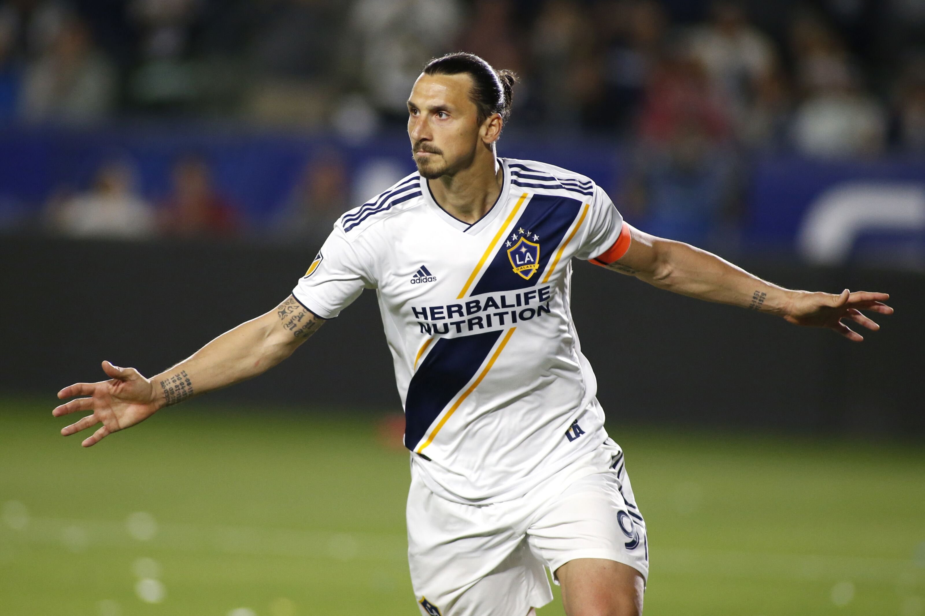 brand new 3bfaa 44aa0 LA Galaxy Vs LAFC: The greatness of Zlatan Ibrahimovic
