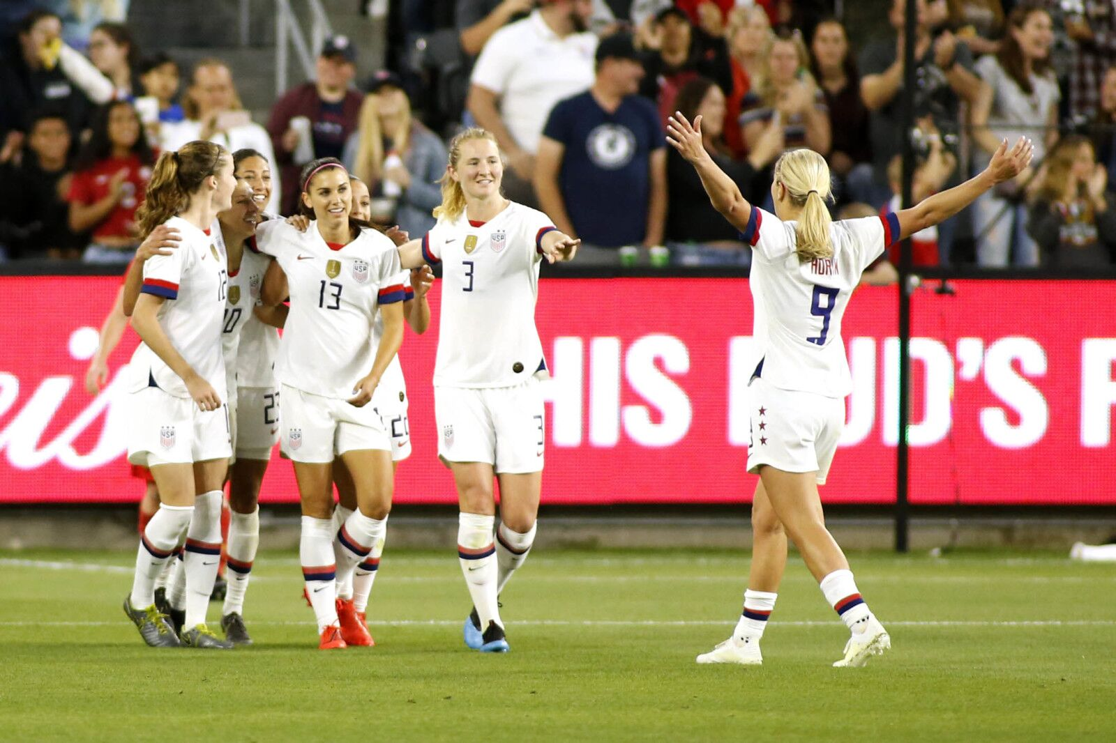 3ca18b59b USWNT  3 takeaways from 2019 World Cup roster - Page 3