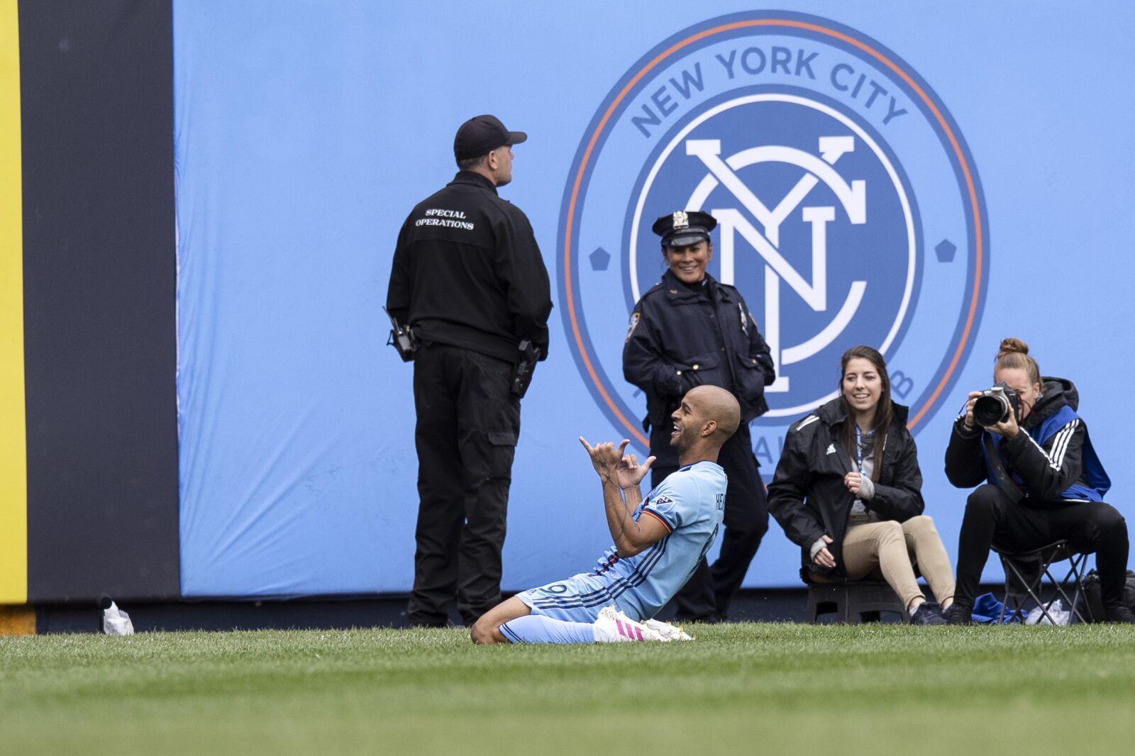 New York City FC   Bleacher Report   Latest News, Scores