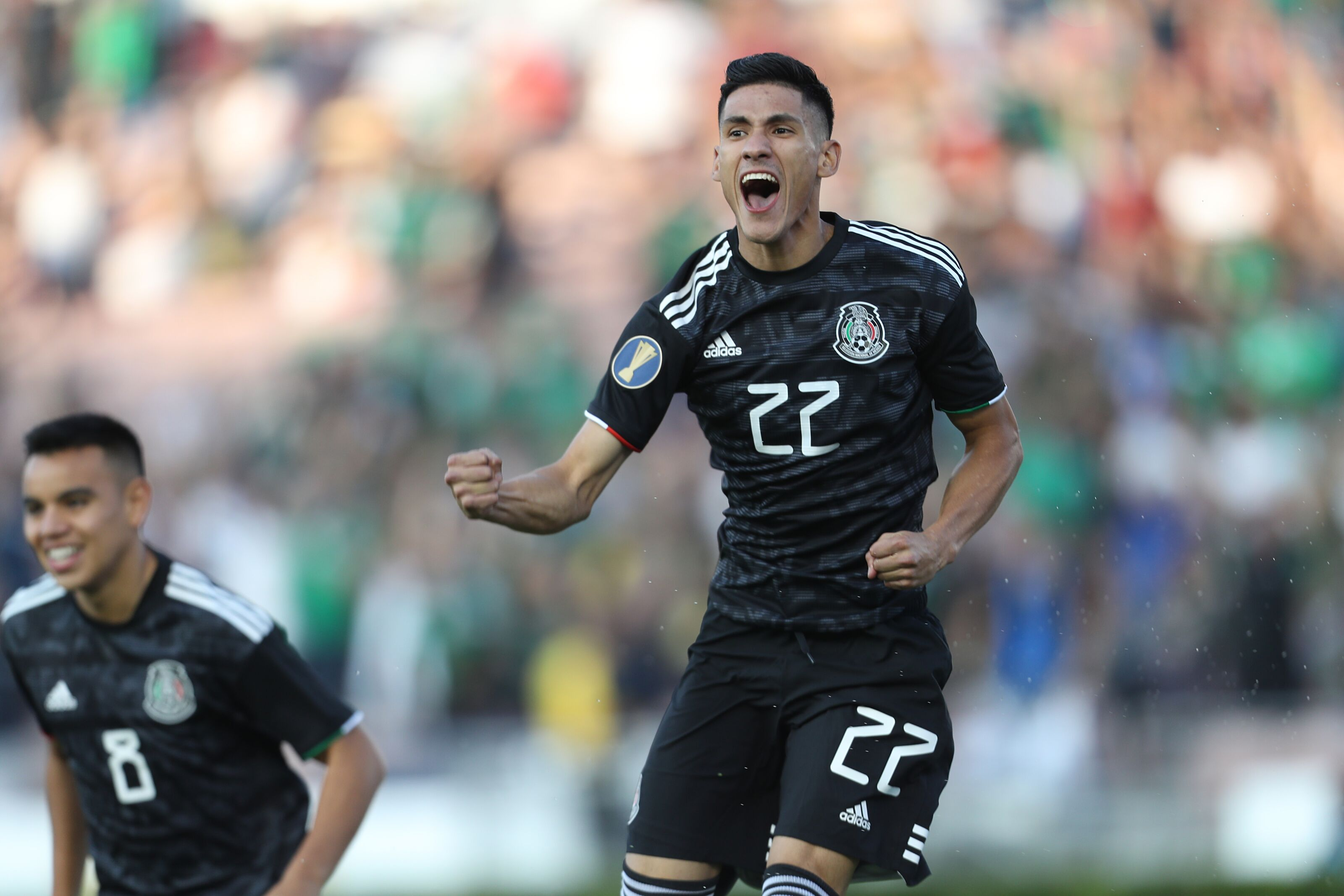 LA Galaxy: Uriel Antuna thrives in Gold Cup debut with Mexico