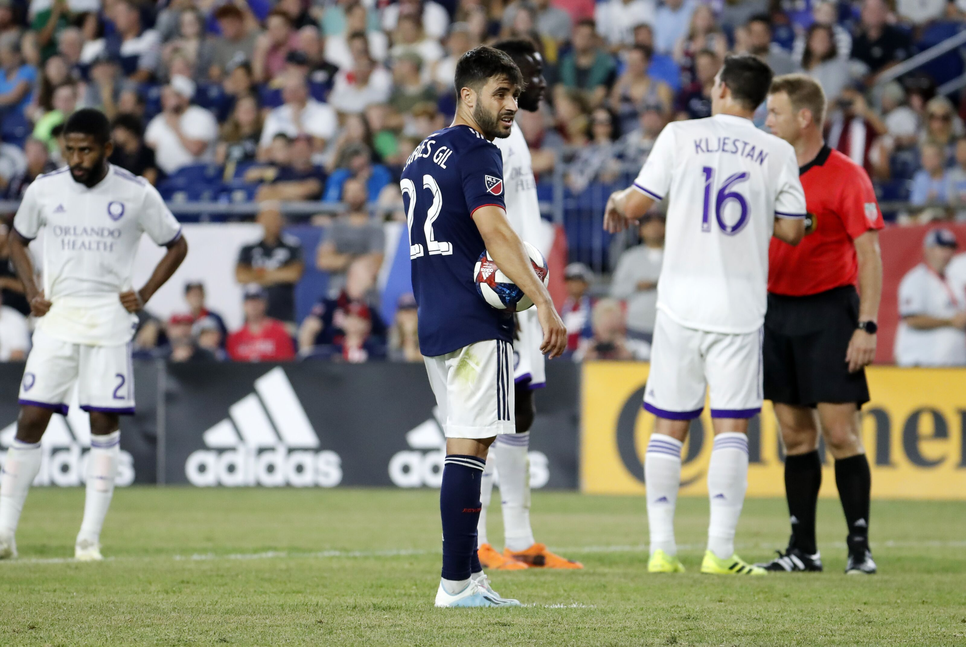 Orlando City Vs New England Revolution: 3 things we learned  Nani carries Lions