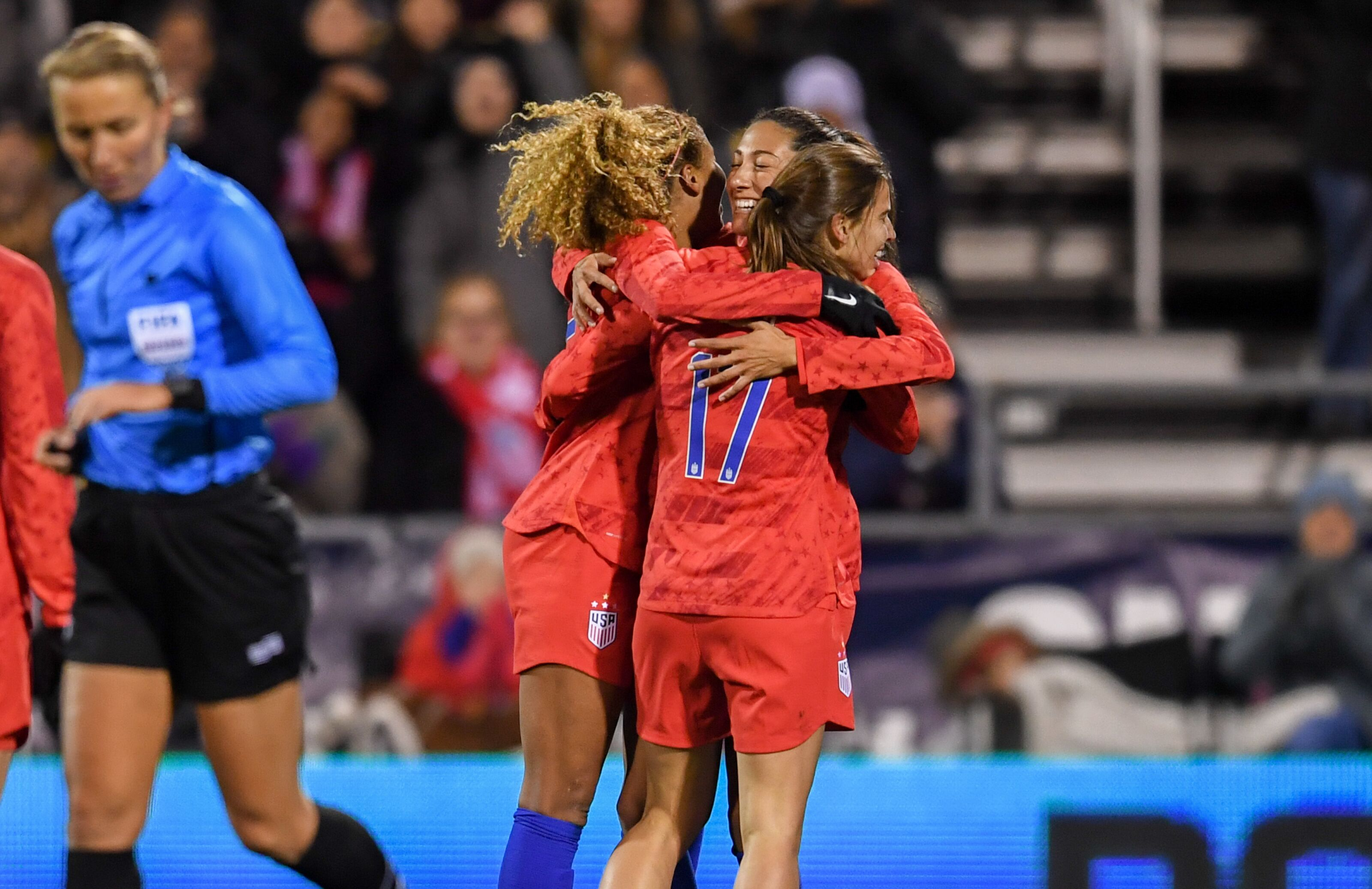 USWNT: 2020 SheBelieves Cup ideal Olympic test