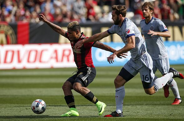 AFC Lightning Becomes the Second club to partner with Atlanta United ATLANTA 52217 AFC Lightning announced today its partnership with Atlanta United of Major
