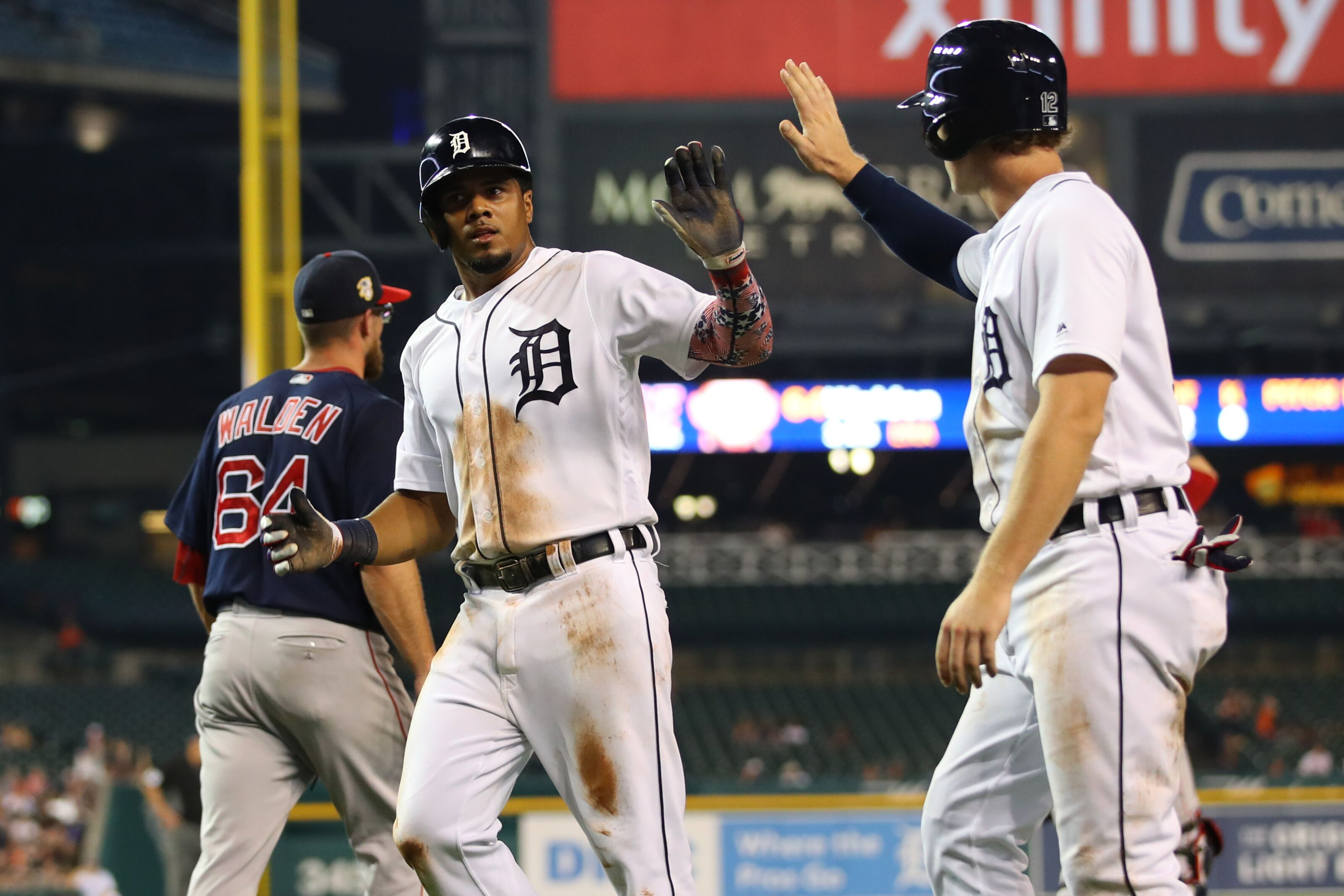 Detroit Tigers: Jeimer Candelario heating up fast