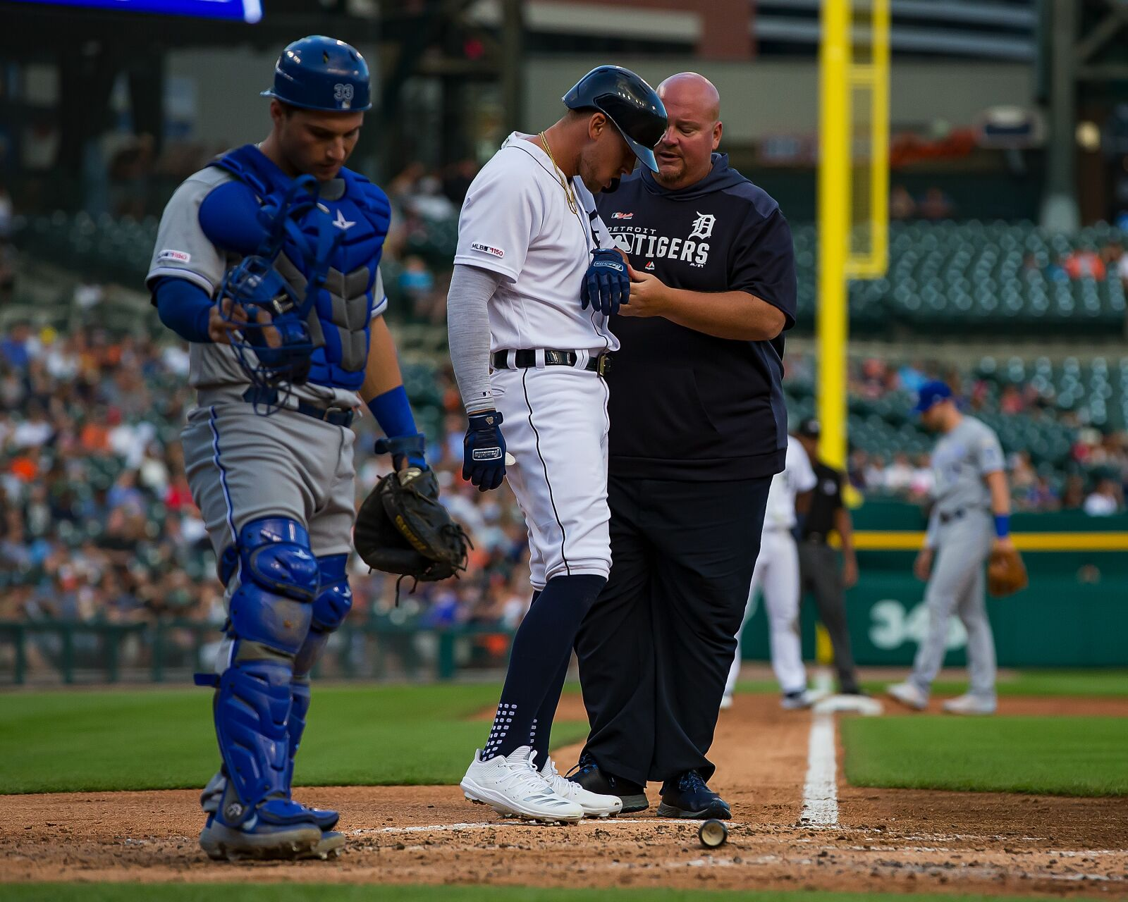Detroit Tigers: JaCoby Jones likely out for rest of season