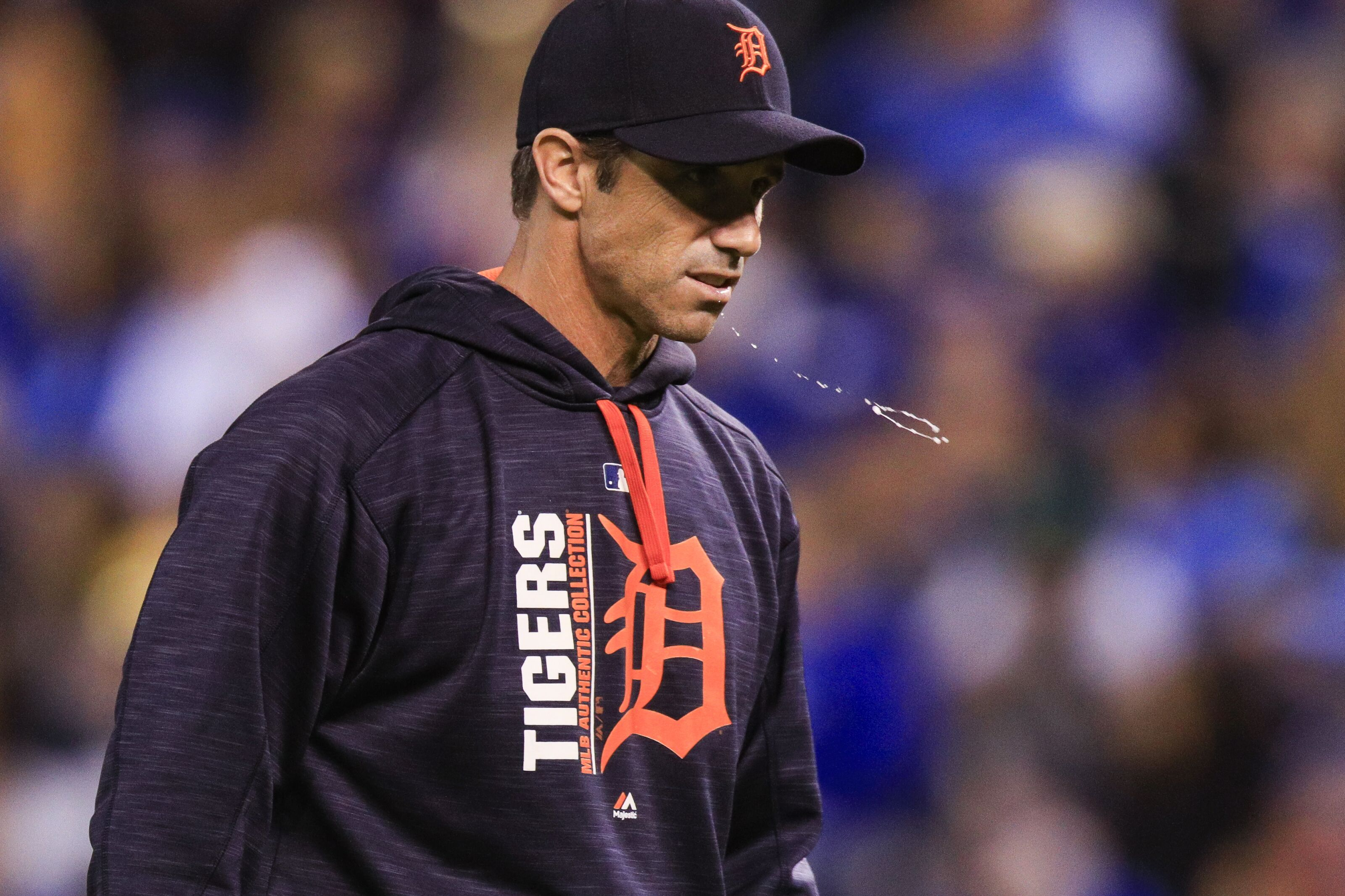 1e08d3009 Detroit Tigers: A look back at the Brad Ausmus era in the Motor City