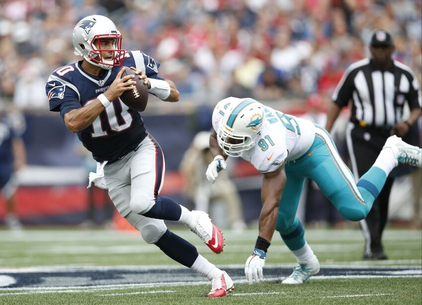 New England Patriots: What Does the Future Hold for Jimmy ...Jimmy Garoppolo Patriots