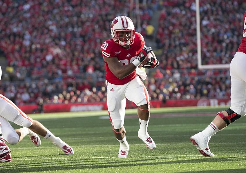 New England Patriots Select RB James White In The Fourth Round