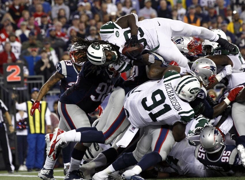 patriots vs jets