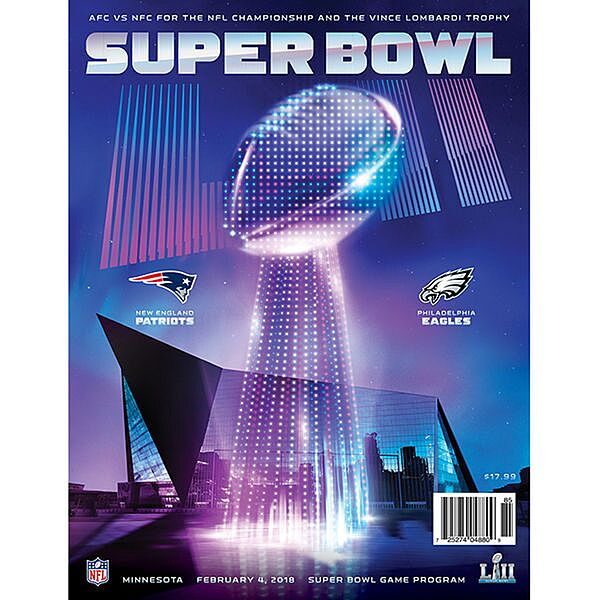 new arrival 6434a 5b494 New England Patriots Super Bowl LII Gift Guide