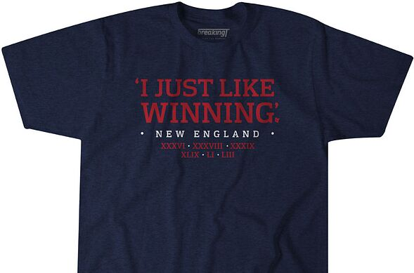 c66680d73 BreakingT. Entering New England T-Shirt. Welcome to New England, home of ...