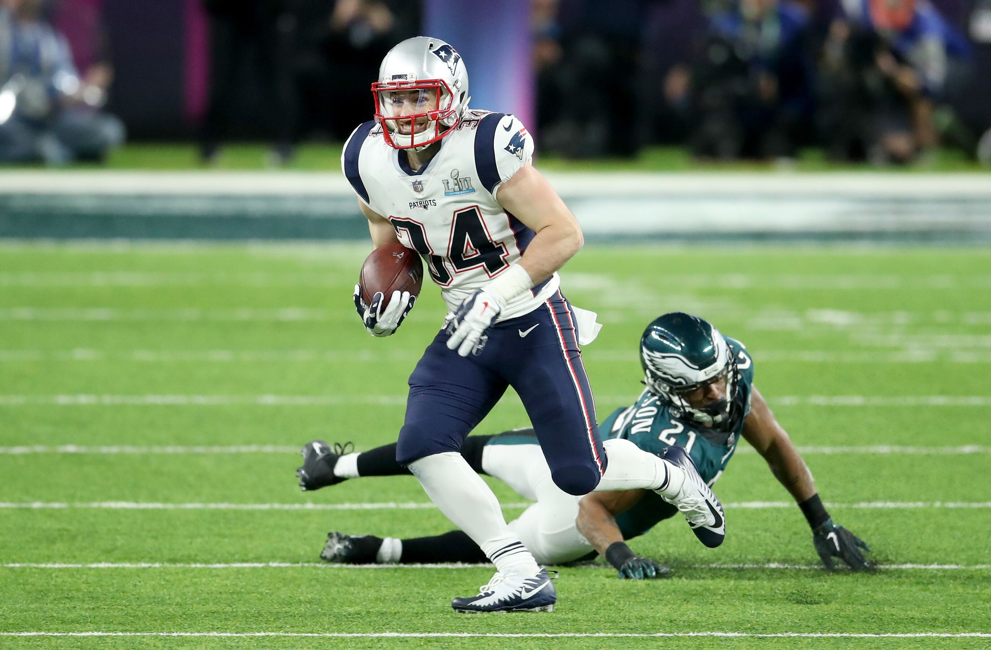 Final thoughts on New England Patriots versus Philadelphia Eagles