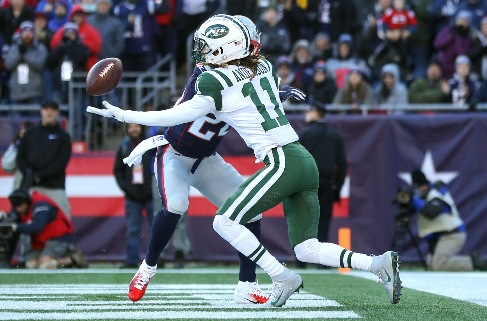 New England Patriots vs. New York Jets live stream: How to watch online