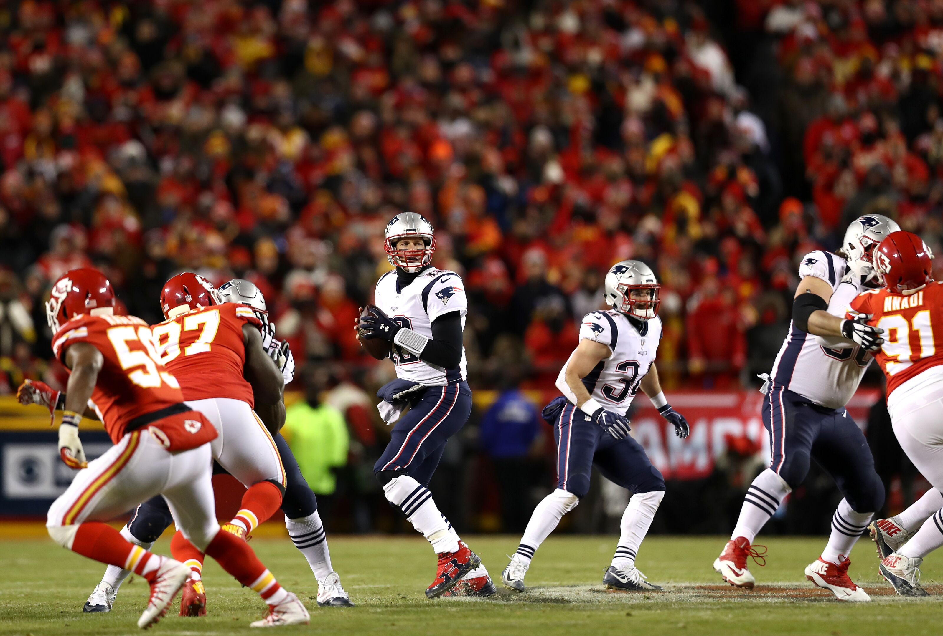 How New England's offense can ensure a win against the Chiefs
