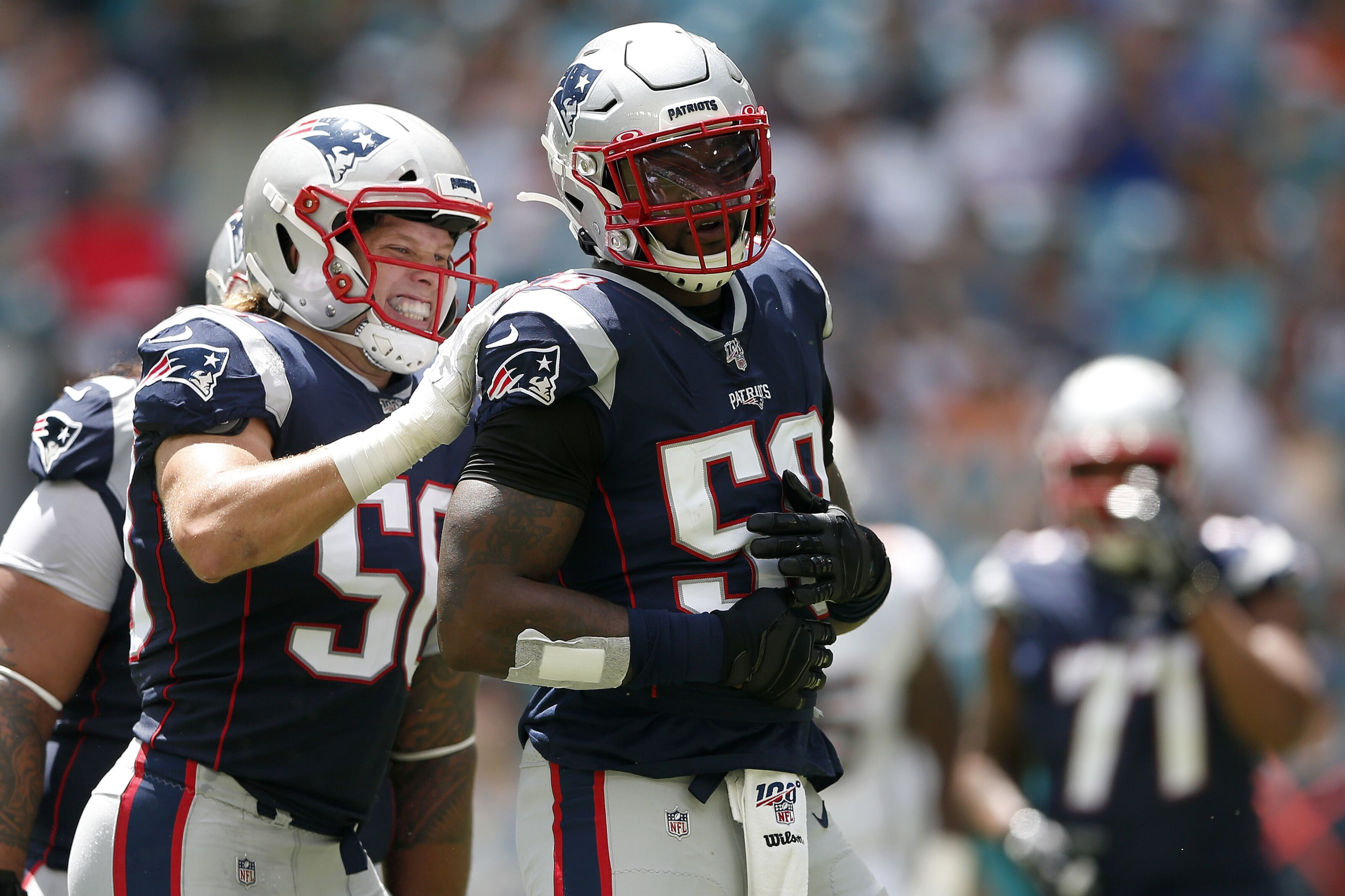 New England Patriots vs Miami Dolphins: What are the injuries?