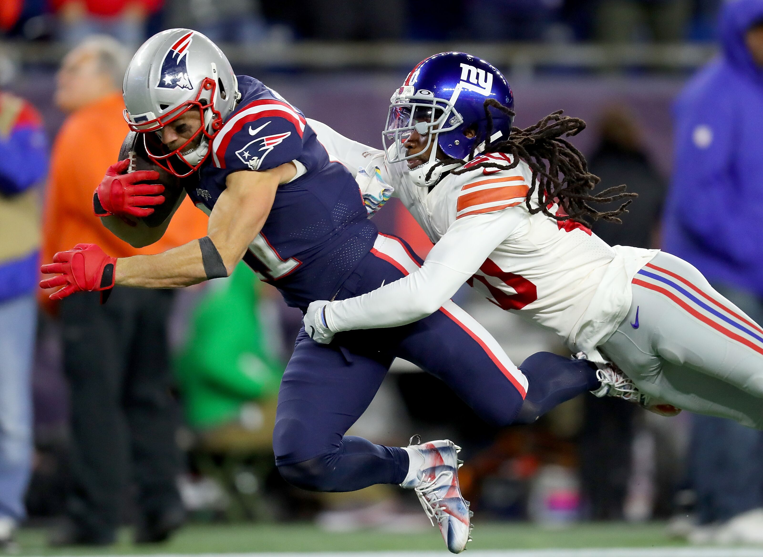New England Patriots 4 Downs Review: Week 6 vs New York Giants