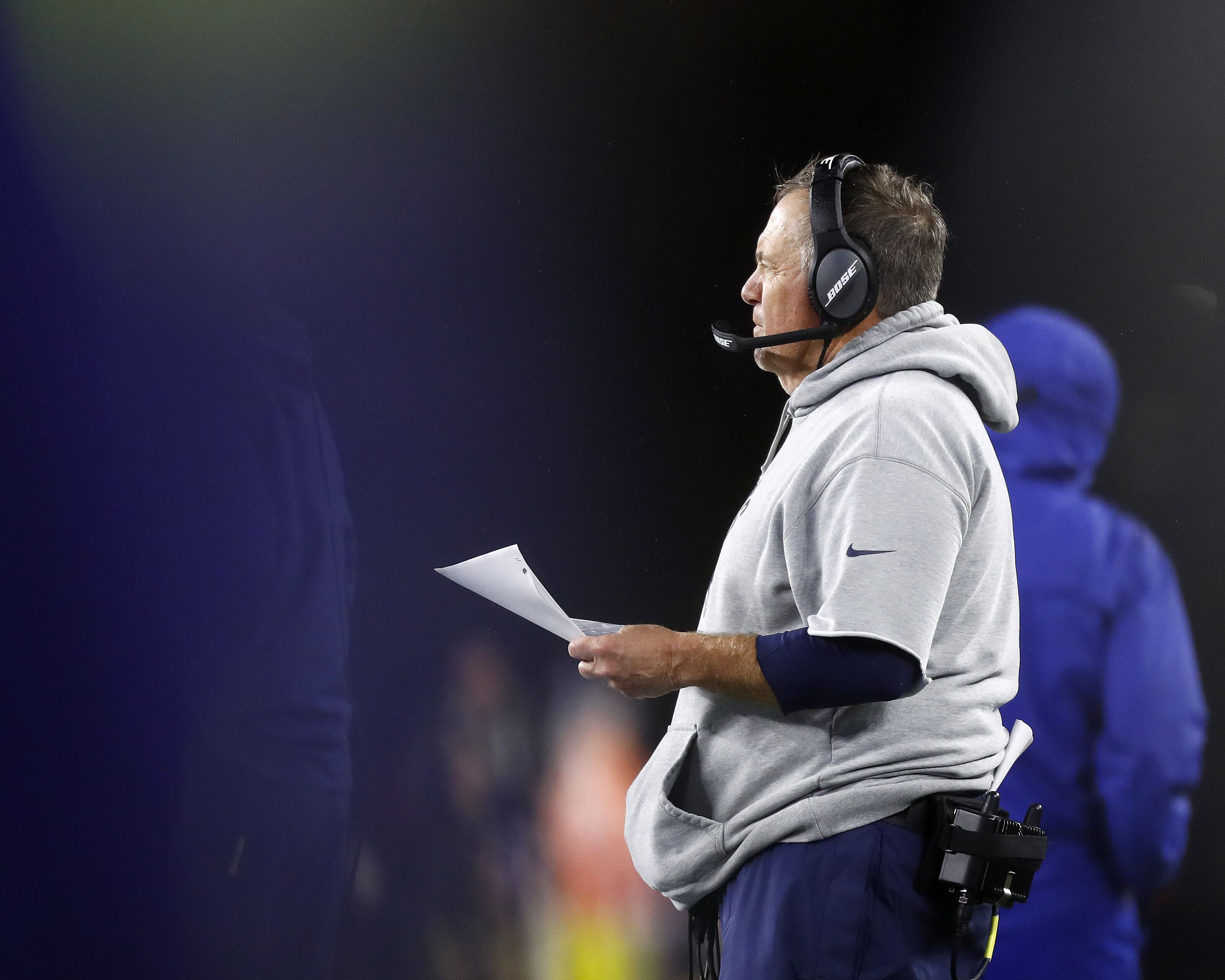 Is there one more trick left from the New England Patriots?