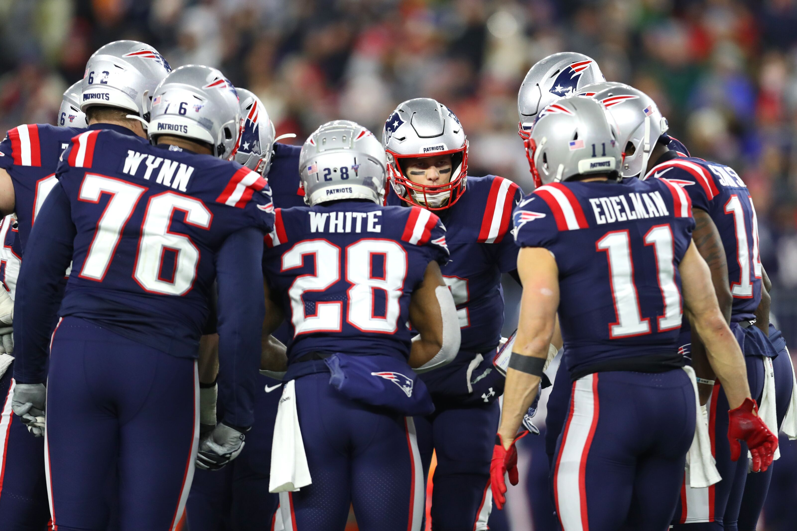 It's now or never for the Patriots' offense this week against the Bengals