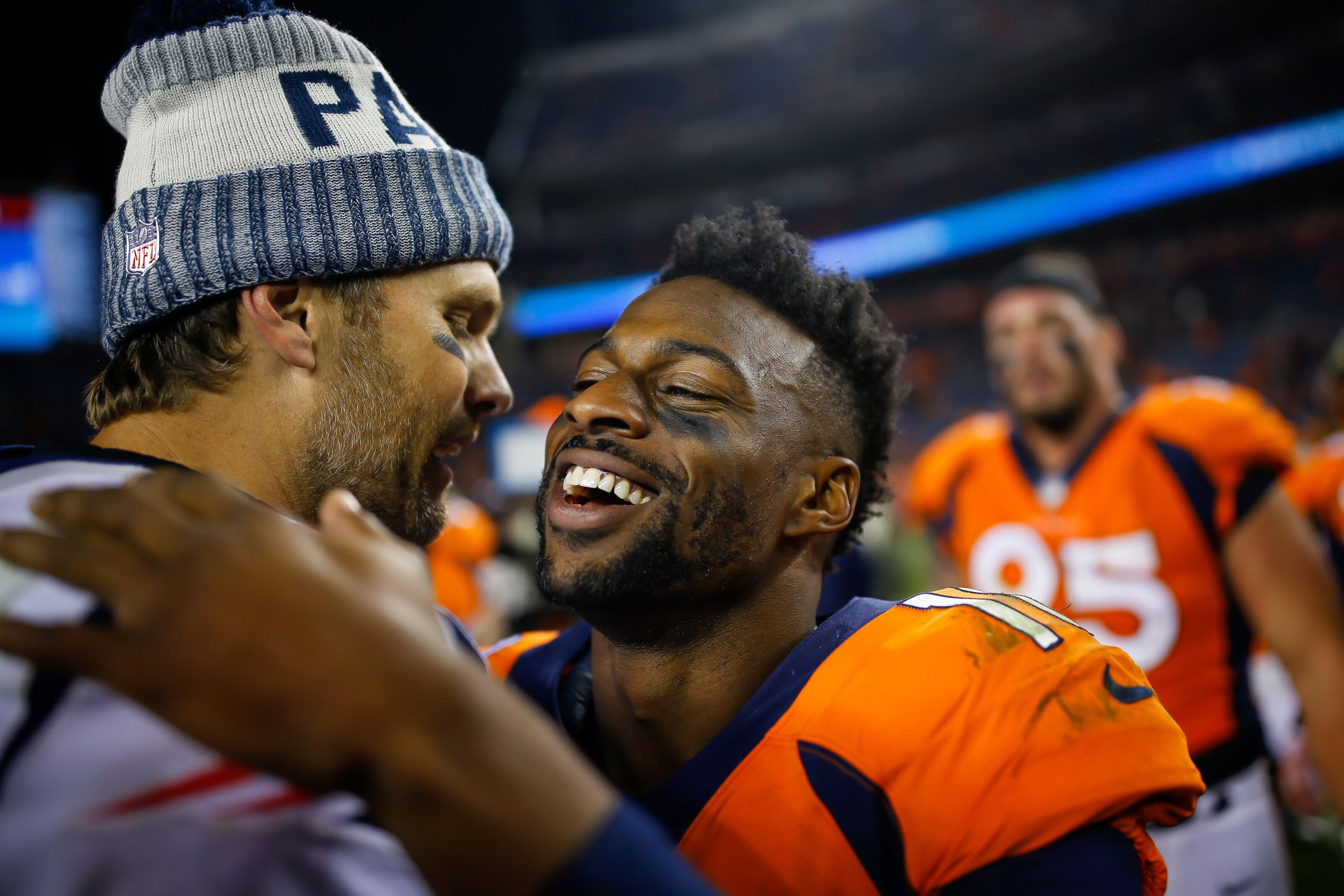 Chiefs/Broncos game on TNF offers plenty of intrigue for Patriots