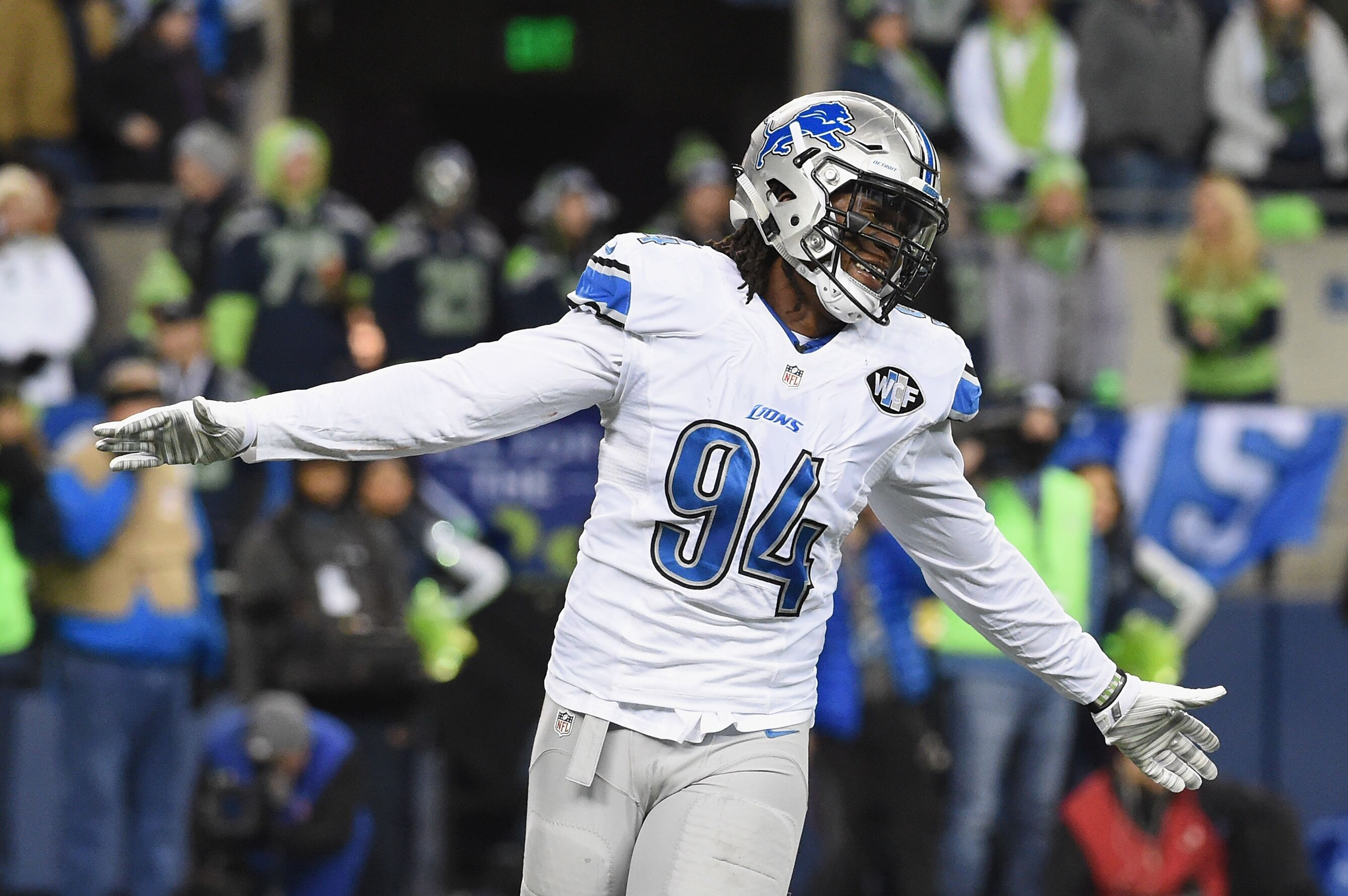 New England Patriots should trade for up ing free agent Ziggy Ansah