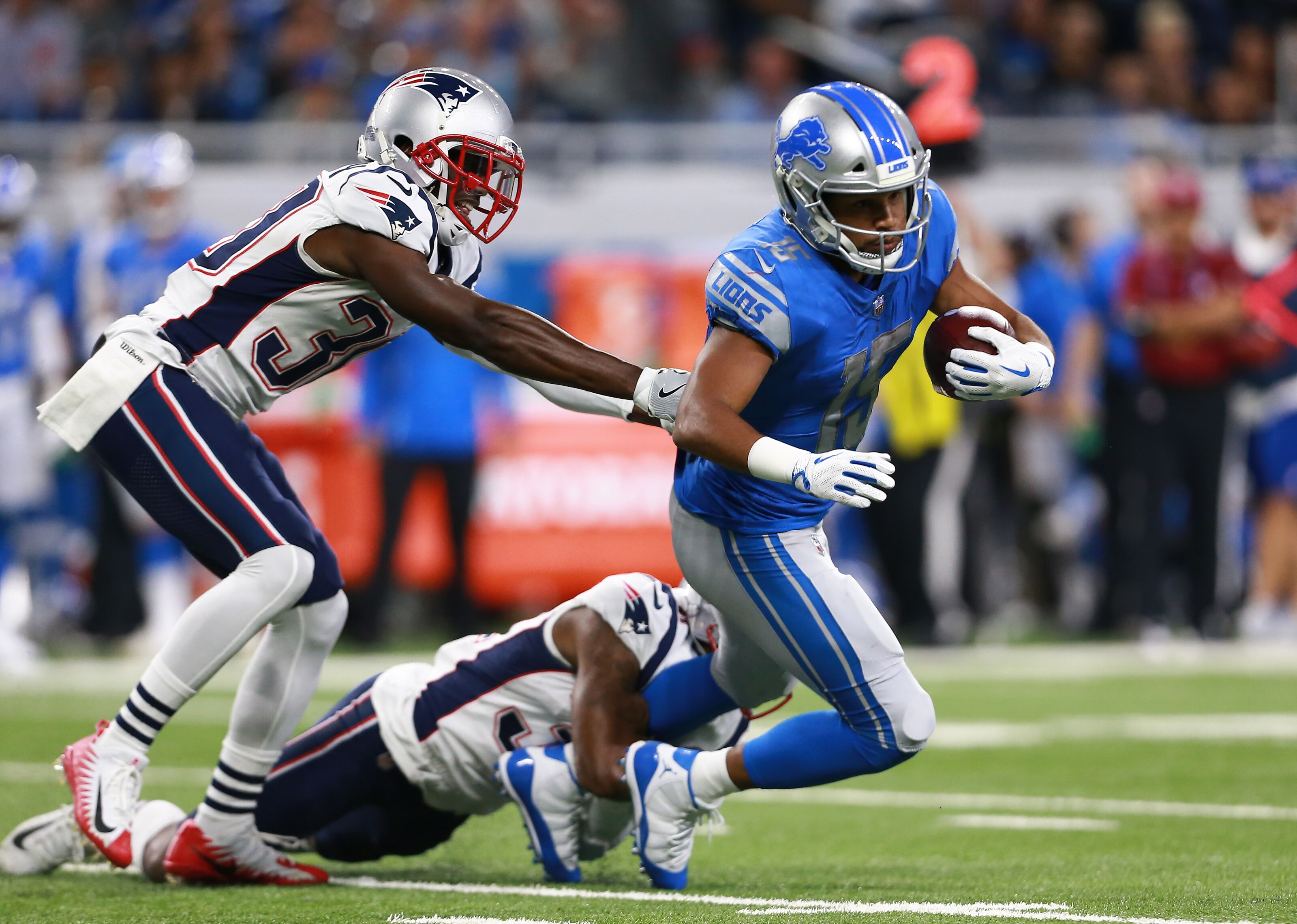 Golden Tate to the New England Patriots rumors gaining steam