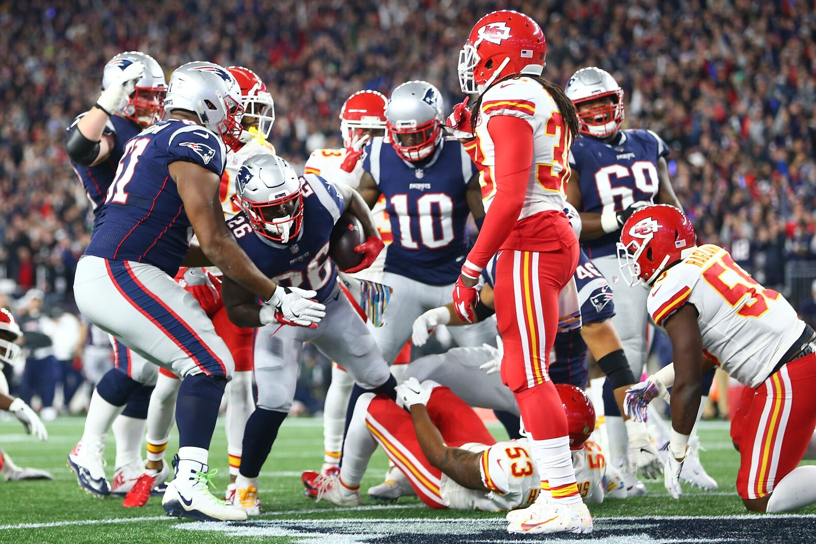 New England Patriots  an early scouting report on the Kansas City Chiefs e4a531de1