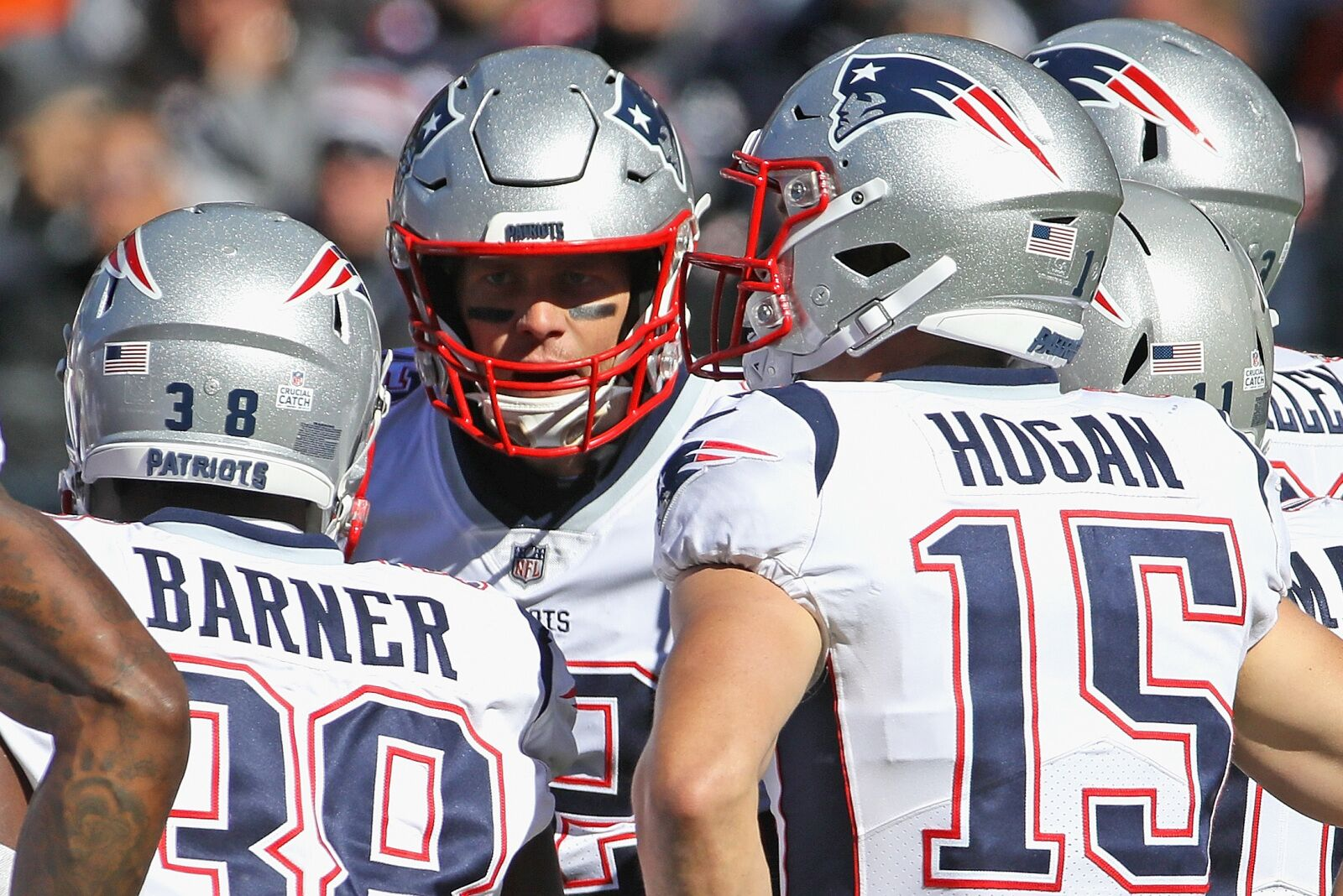 New England Patriots shockingly drop in ESPN NFL Power Rankings