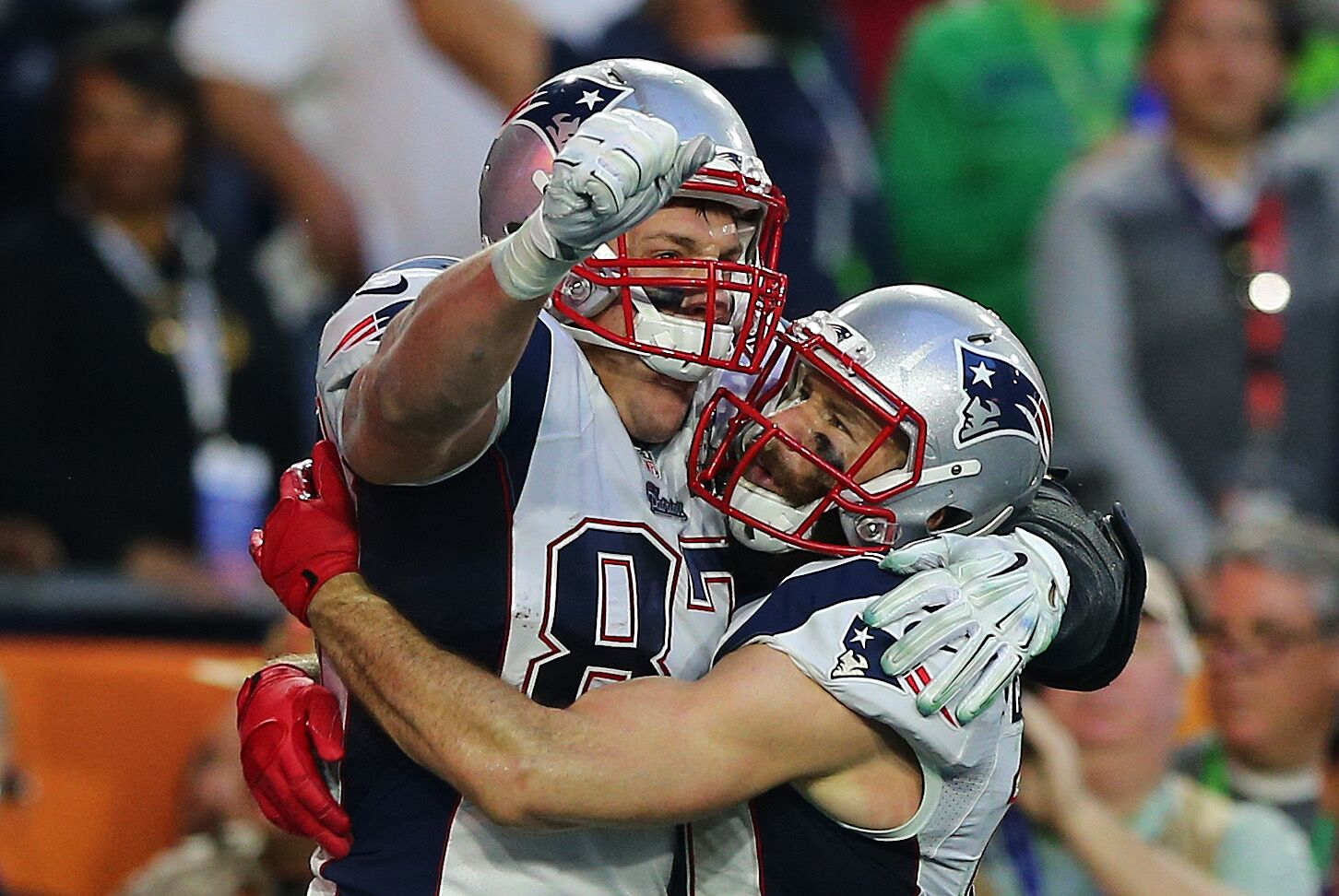 Rob Gronkowski return not ruled out by Julian Edelman