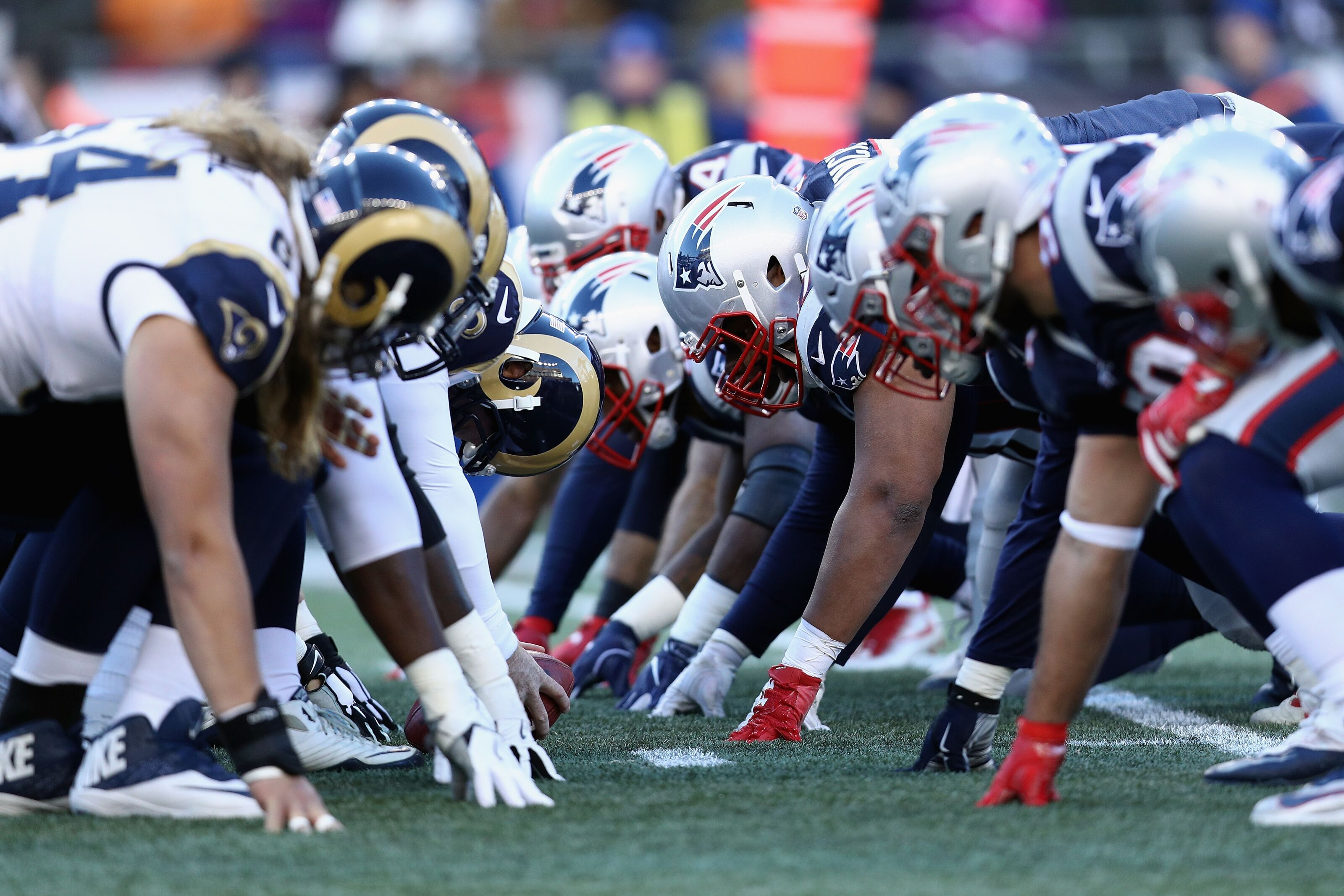 Super Bowl LIII  an early scouting report on N.E. Patriots L.A. Rams 637b4b71a