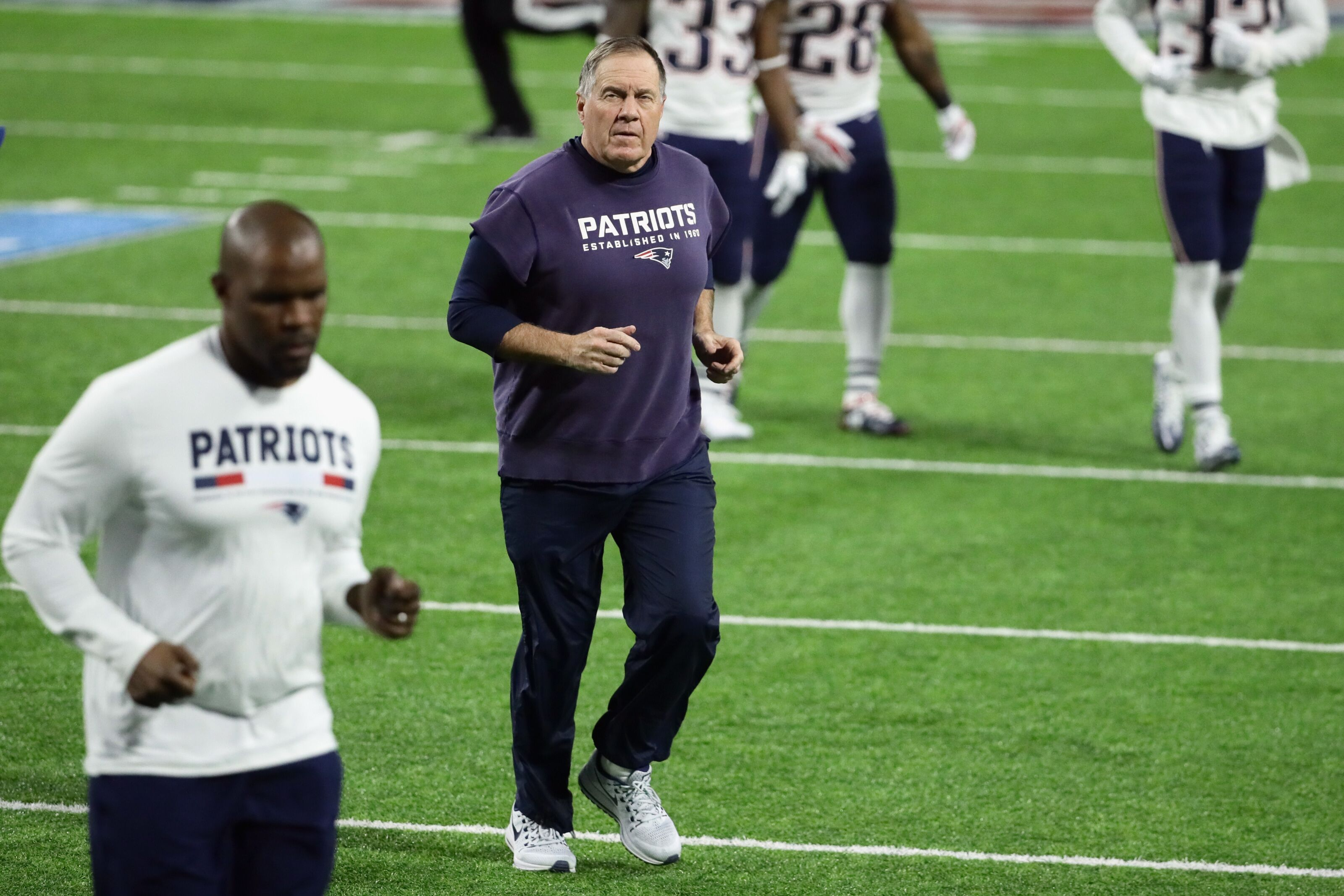 dba28e41 New England Patriots have Top 10 offensive arsenal in 2018