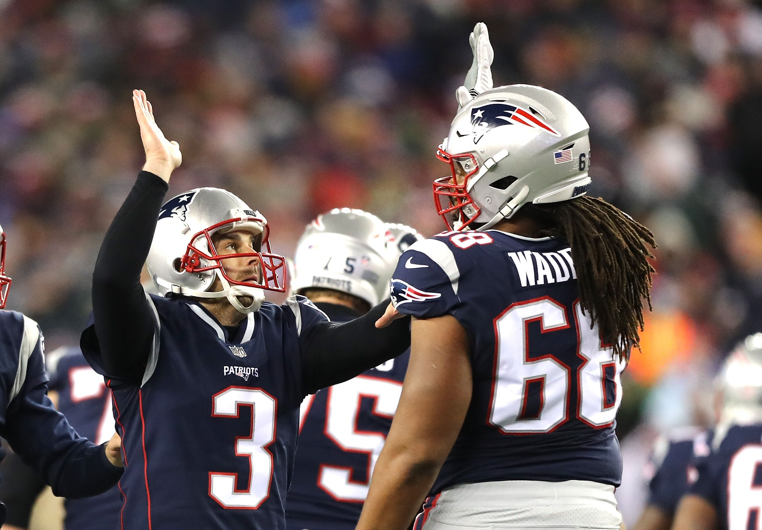 02beca14c33 New England Patriots re-sign offensive tackle LaAdrian Waddle