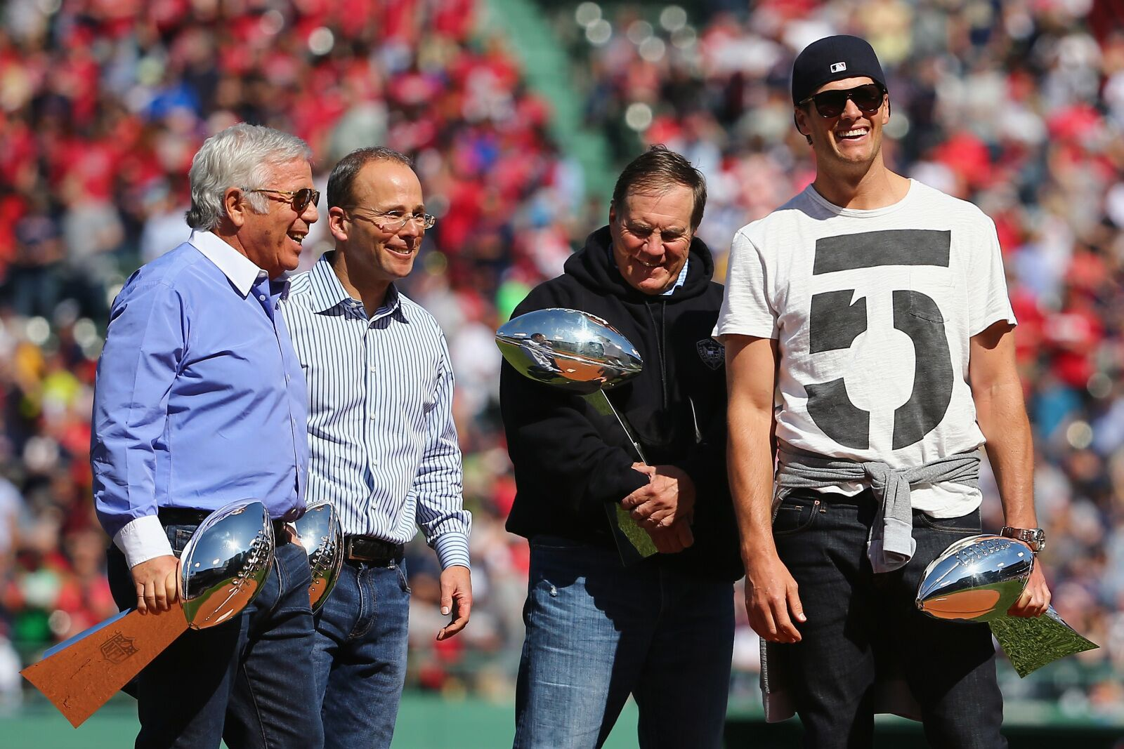 New England Patriots: Who's more to blame for the 2019 failures?