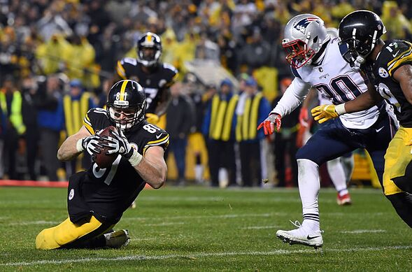 4b4fa5d725c50 Patriots Preview  Exploiting Pittsburgh Steelers Secondary