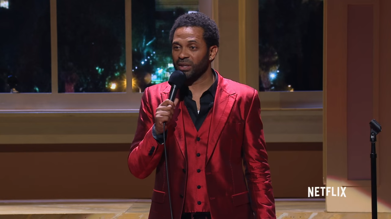 50 best stand up comedy on netflix mike epps don 39 t take it personal. Black Bedroom Furniture Sets. Home Design Ideas