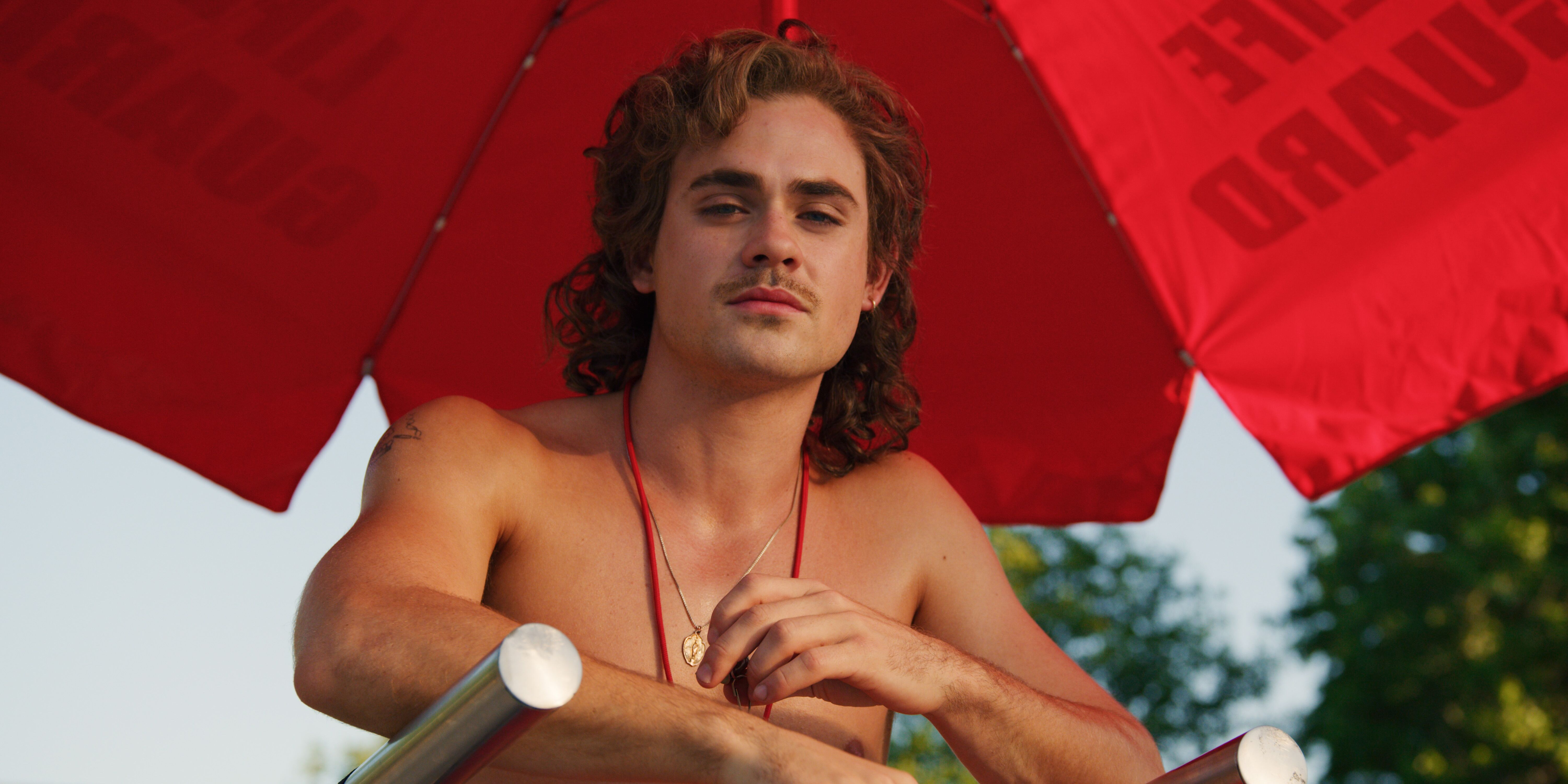 Stranger Things' Dacre Montgomery is now the most popular celebrity in the world!