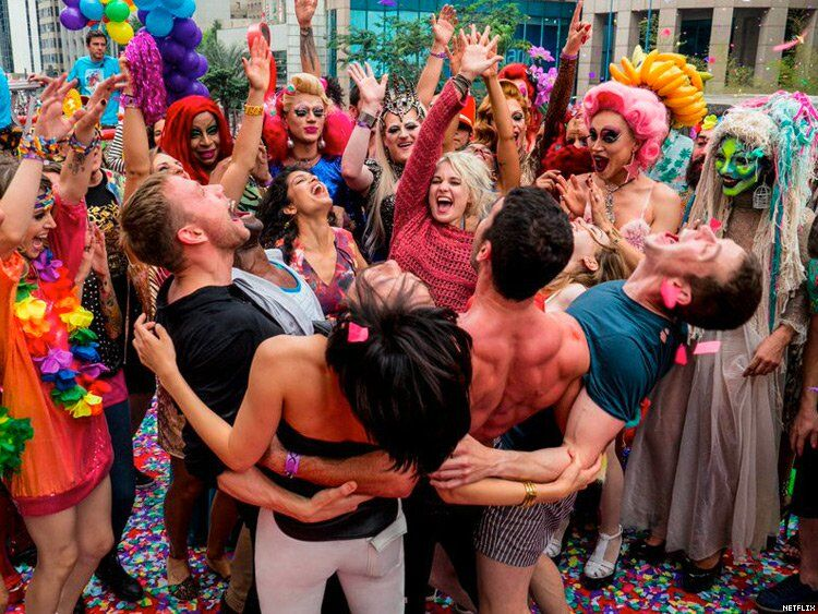 Sense8 mural fundraising campaign reaches halfway point