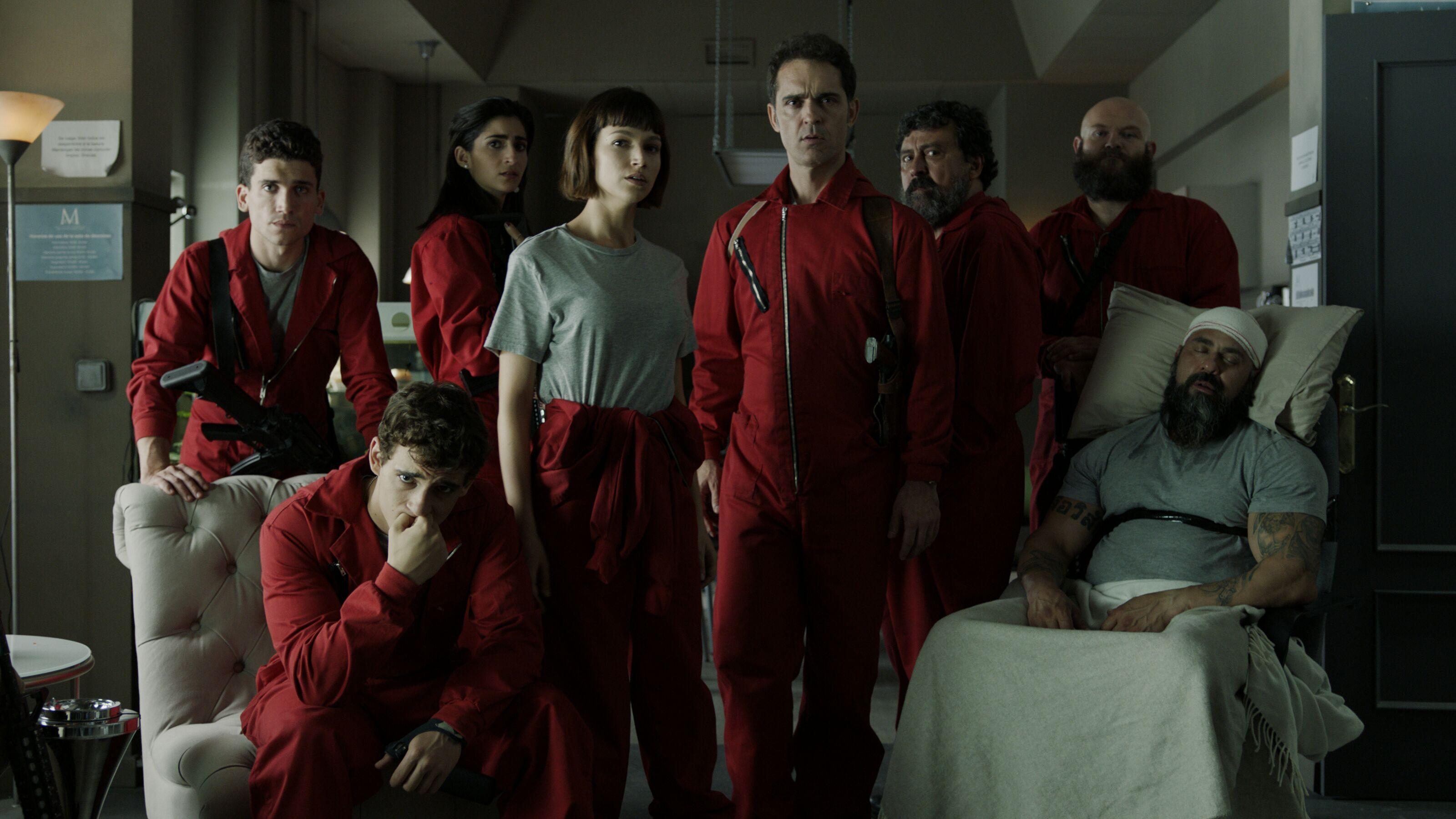 Money Heist (La Casa de Papel) season 3: Netflix release