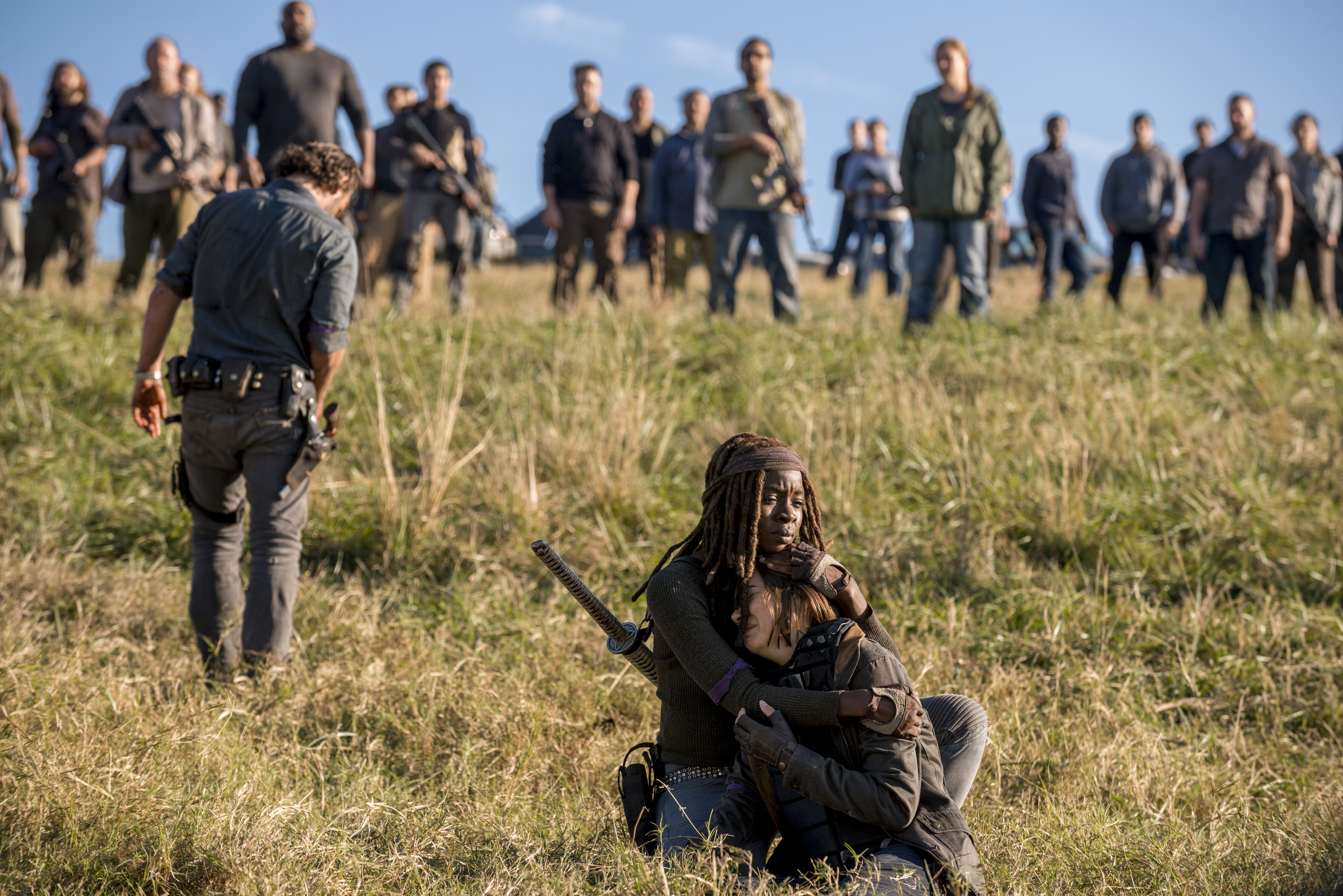 AMC is working on a new Walking Dead spin-off series