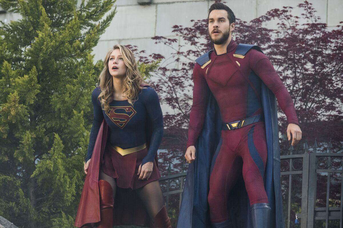 Supergirl season 4 teaser trailer: American Alien