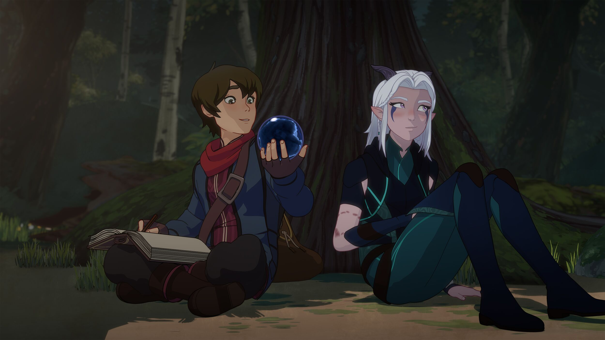 Answers We Want In Netflix's The Dragon Prince Season 2