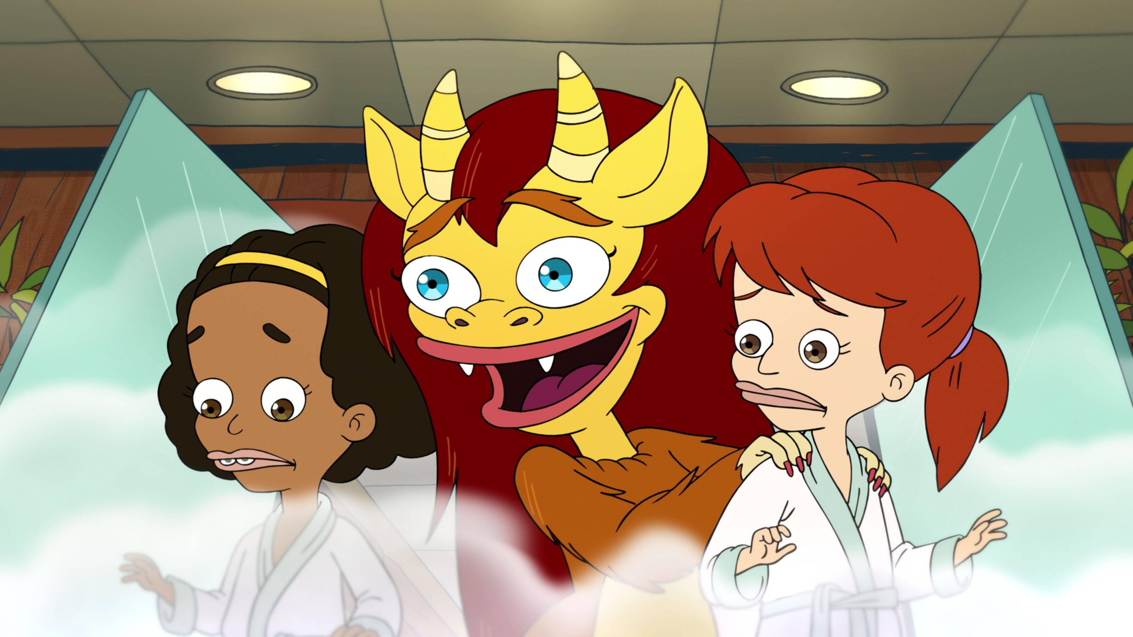 Big Mouth season 3 confirmed to release this October