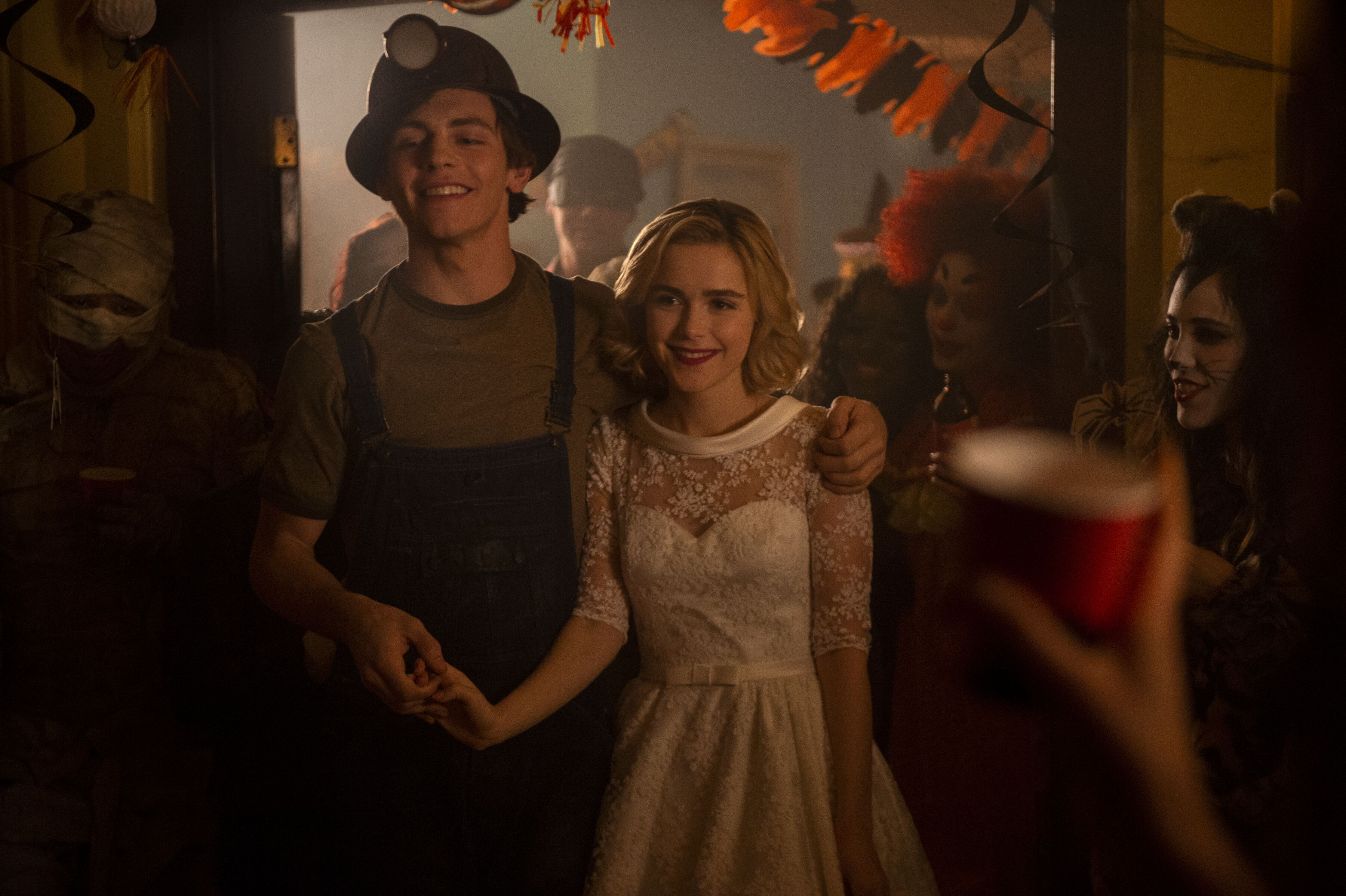 Image Result For Chilling Adventures Of Sabrina Gif