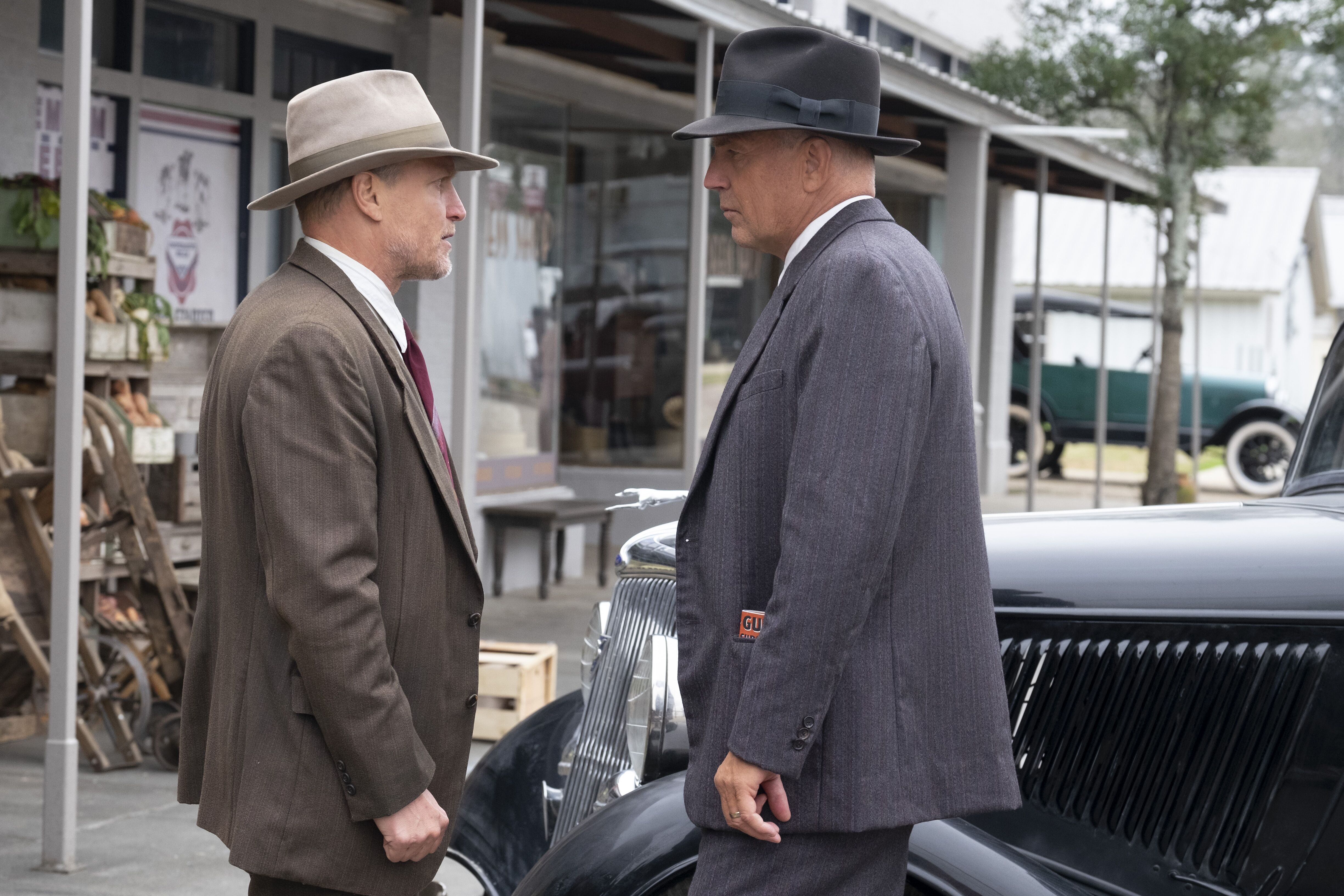 The Highwaymen offers different look at Bonnie and Clyde