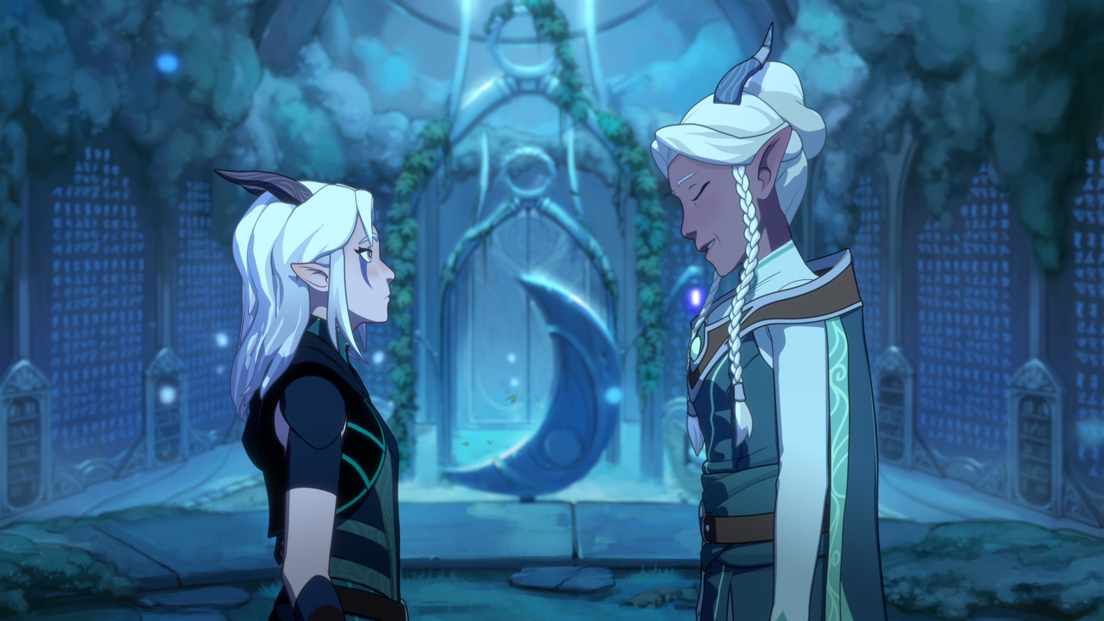 Netflix's The Dragon Prince Season 2 pushes the envelope in children's fantasy