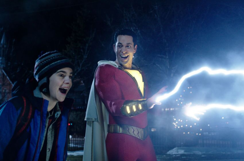 Is Shazam! coming to Netflix?