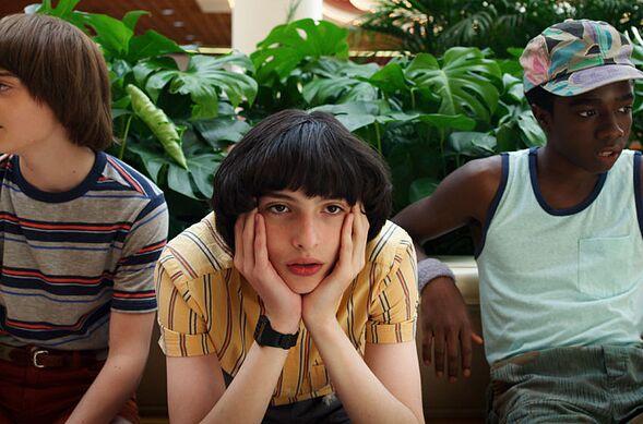 New on Netflix - Stranger Things 3 - Stranger Things 4